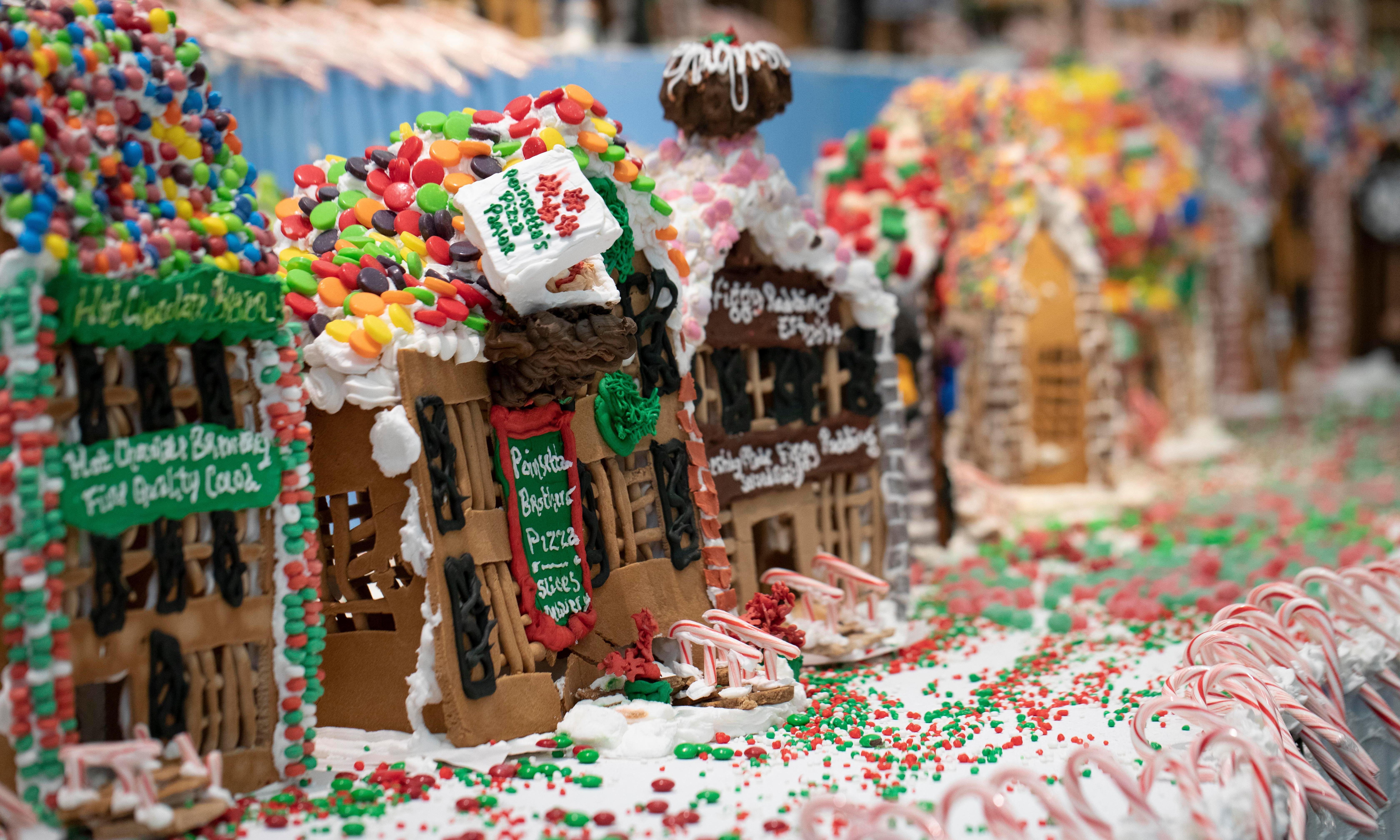 A brief history of the gingerbread house