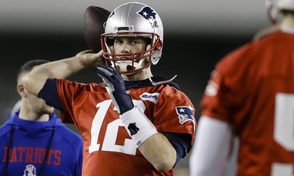 d8e16bc1aa0 Tom Brady ignores brickbats and glimpses Super Bowl glory once again ...