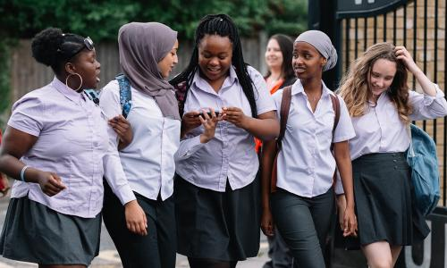 Rocks review – high school drama is an energetic five-star triumph