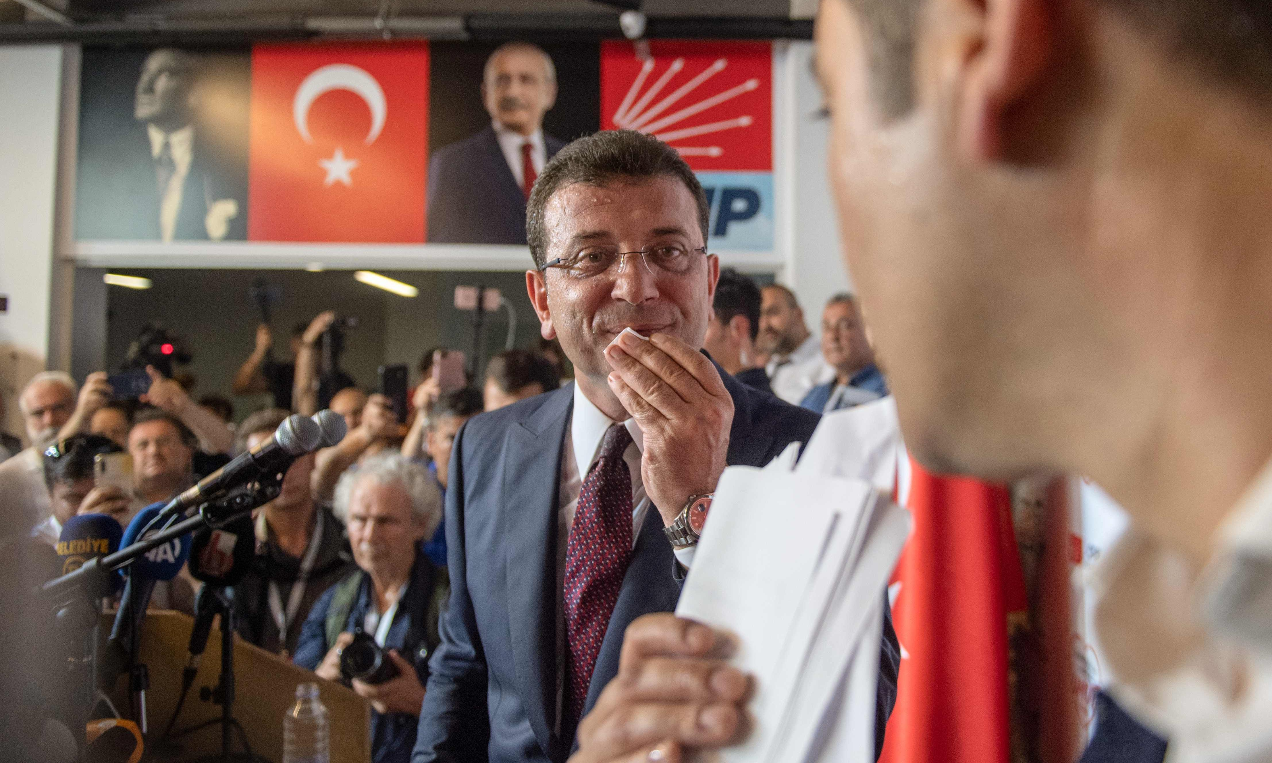 Ekrem İmamoğlu defeats AKP in Istanbul mayoral election