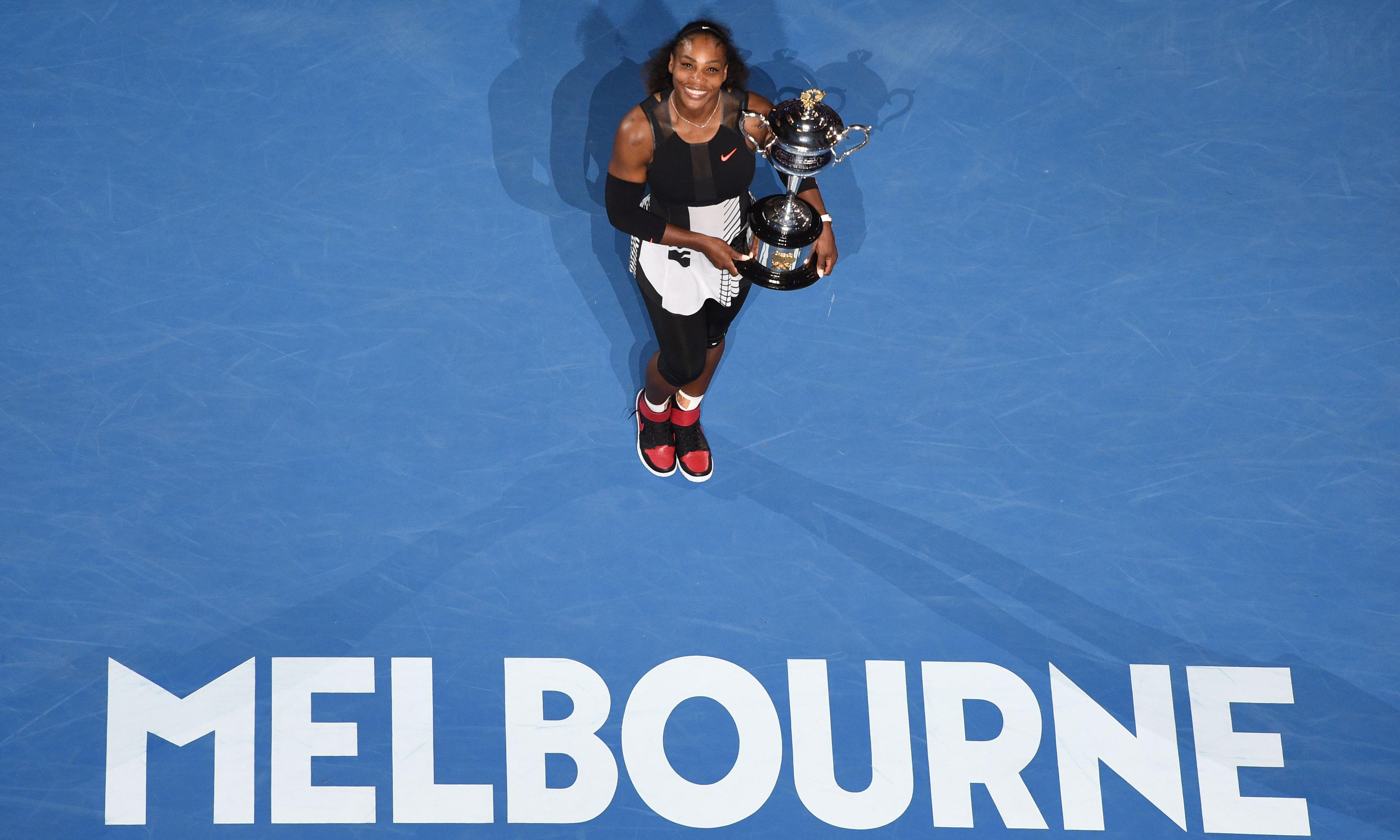 'Serena will be back': Australian Open director says Williams will defend title