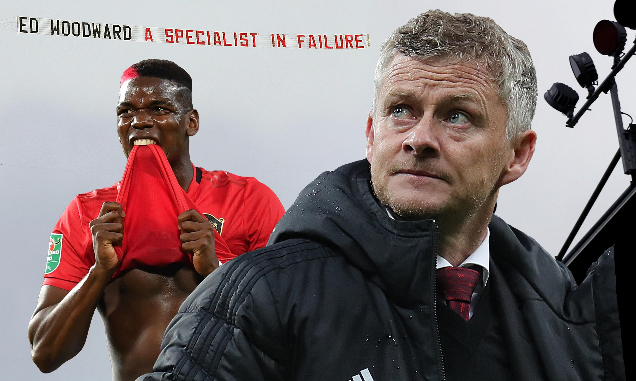 Manchester United's crisis is not of Solskjær's making but can he fix it?