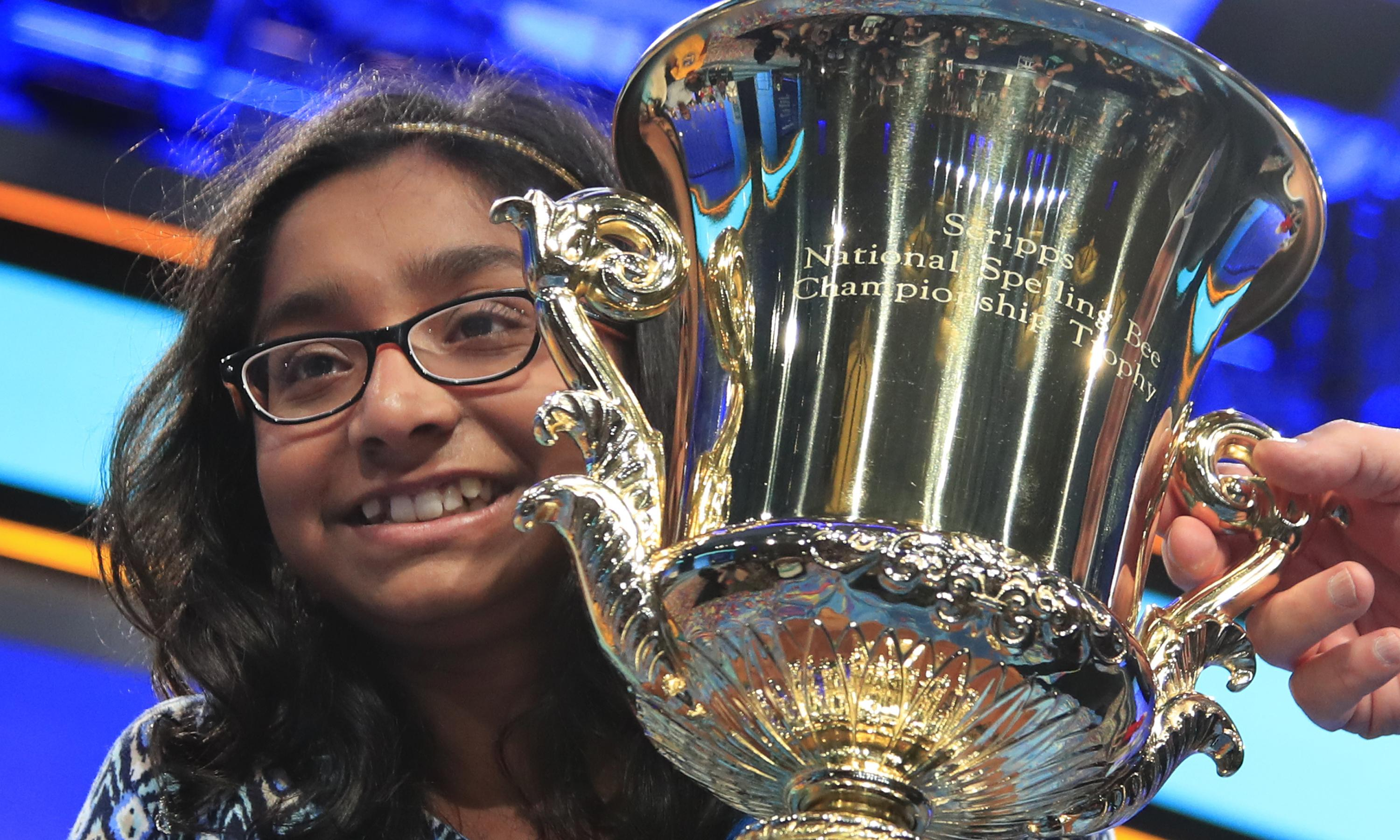 Can you beat previous National Spelling Bee winners? Take our test