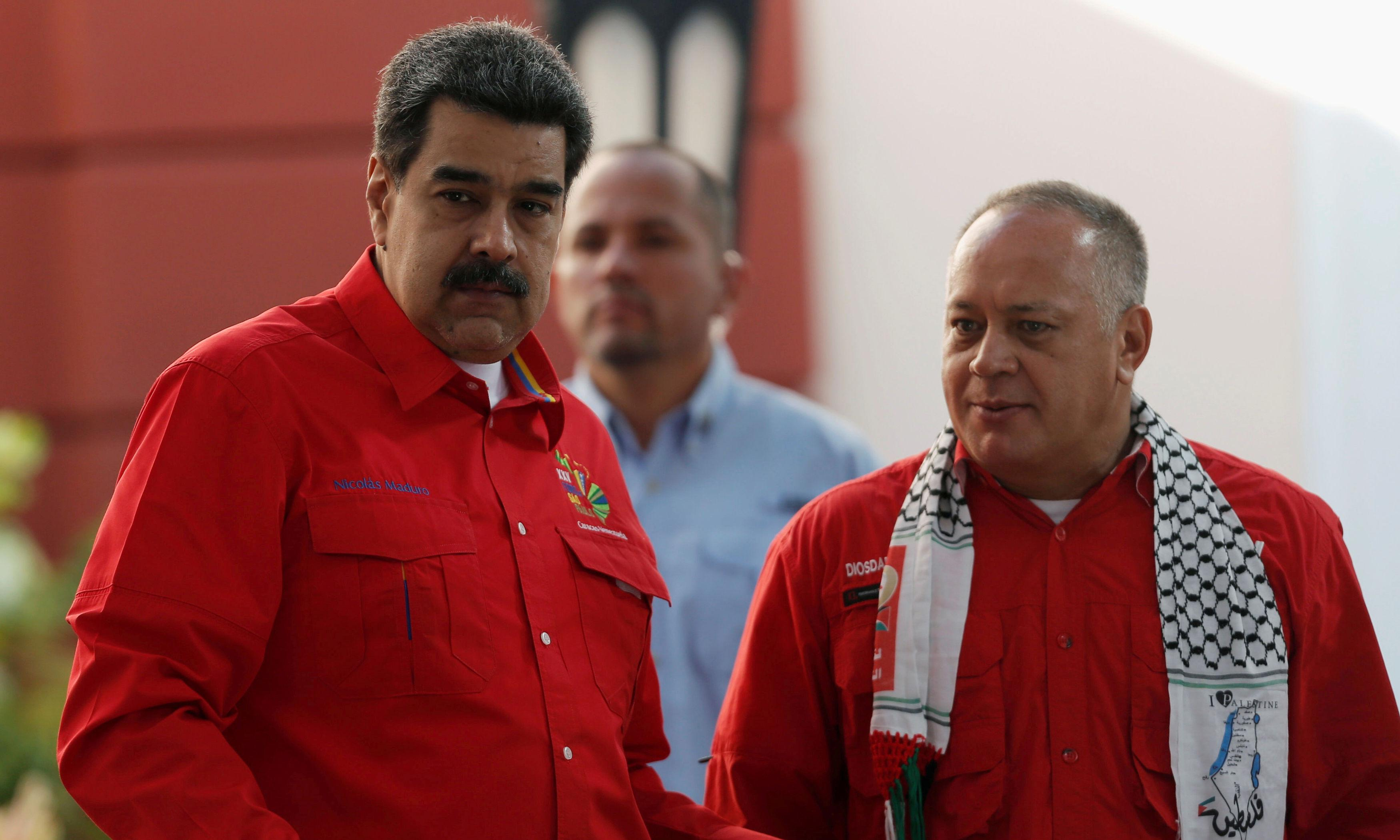 Venezuelan leader Nicolás Maduro confirms months of secret US talks