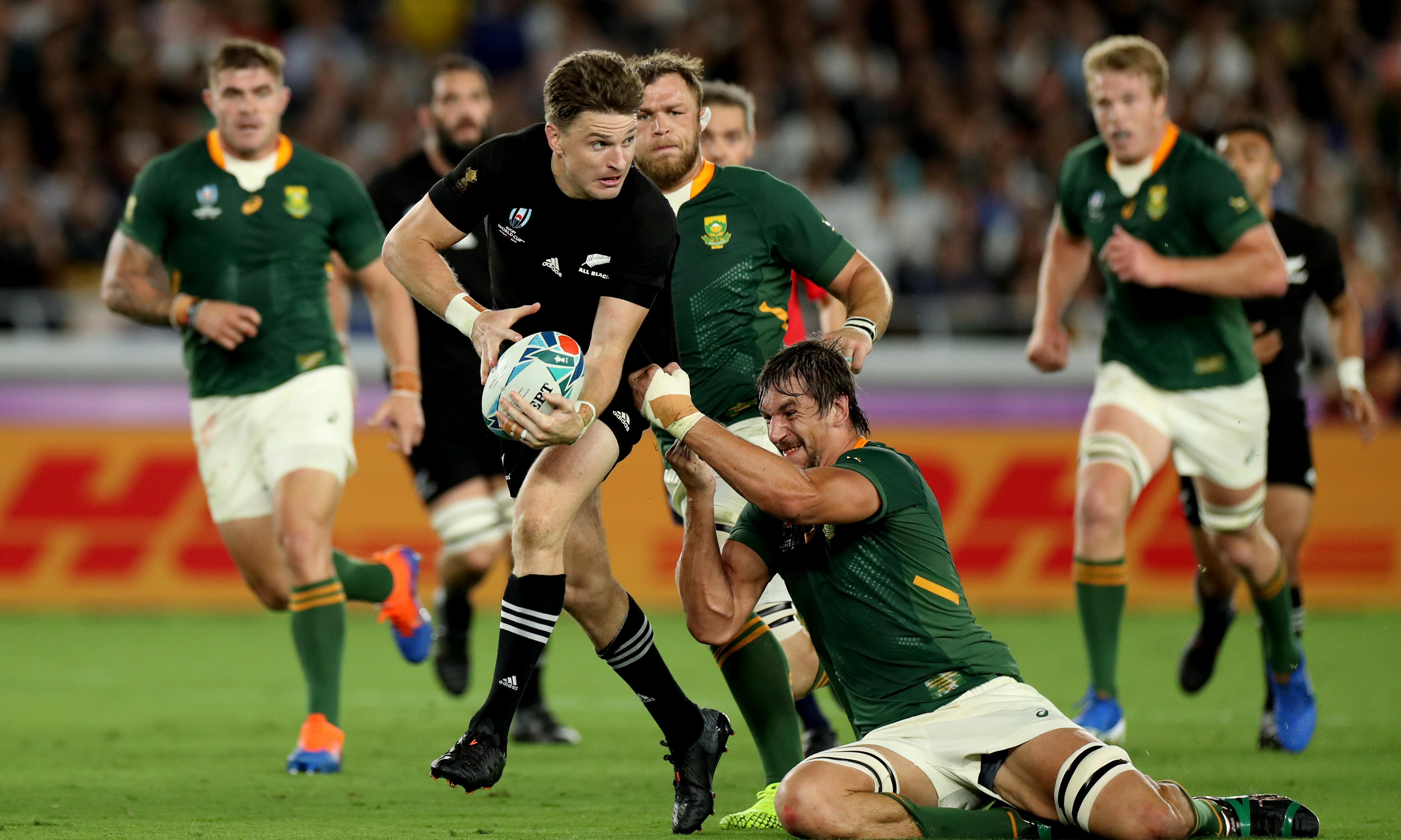 New Zealand defy doubters and South Africa in clash of World Cup titans