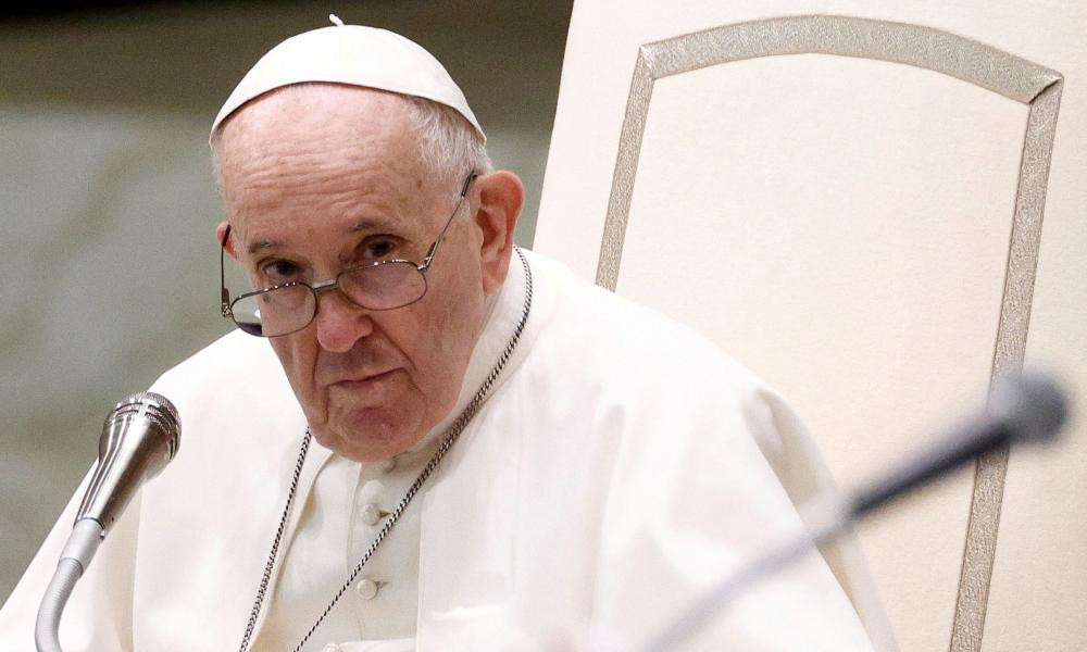 Pope Francis has issued a joint statement on the climate emergency with the archbishop of Canterbury and the spiritual leader of the Orthodox church, Ecumenical Patriarch Bartholomew.