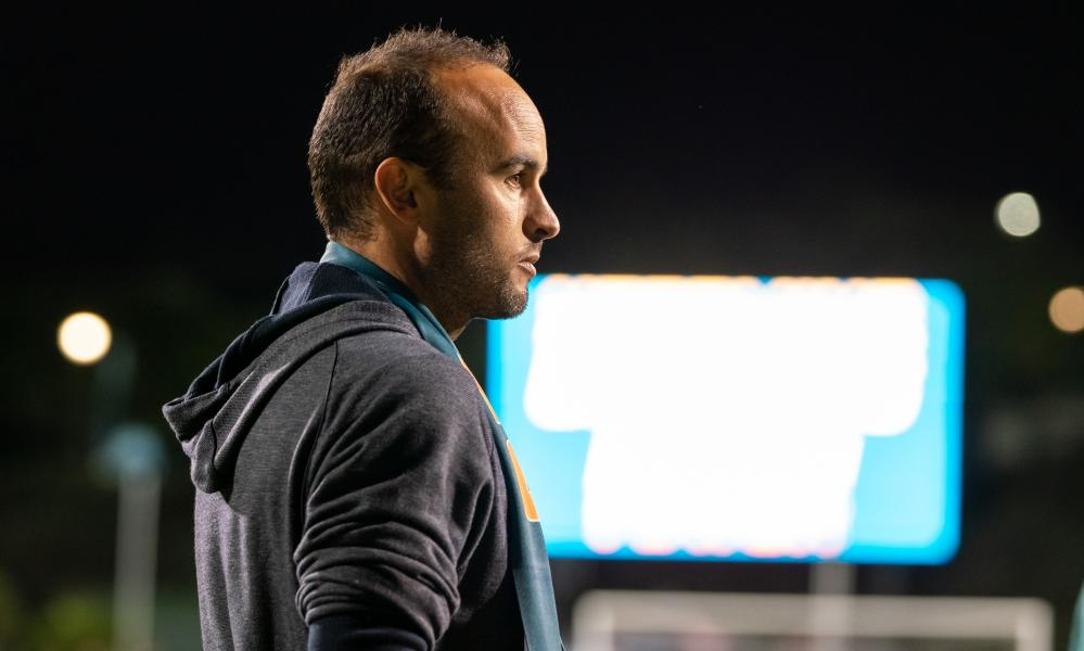 Landon Donovan: 'the biggest thing now is just continuity, experiences together, time together.'