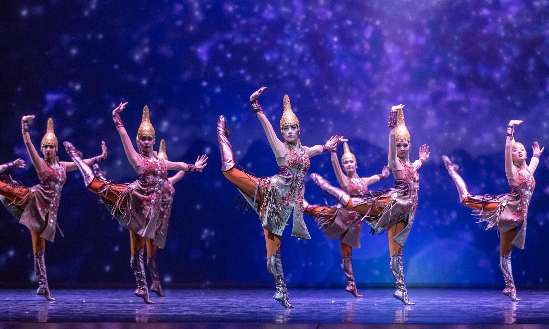 Astana Ballet; Akram Khan's Giselle review – Steppe to it