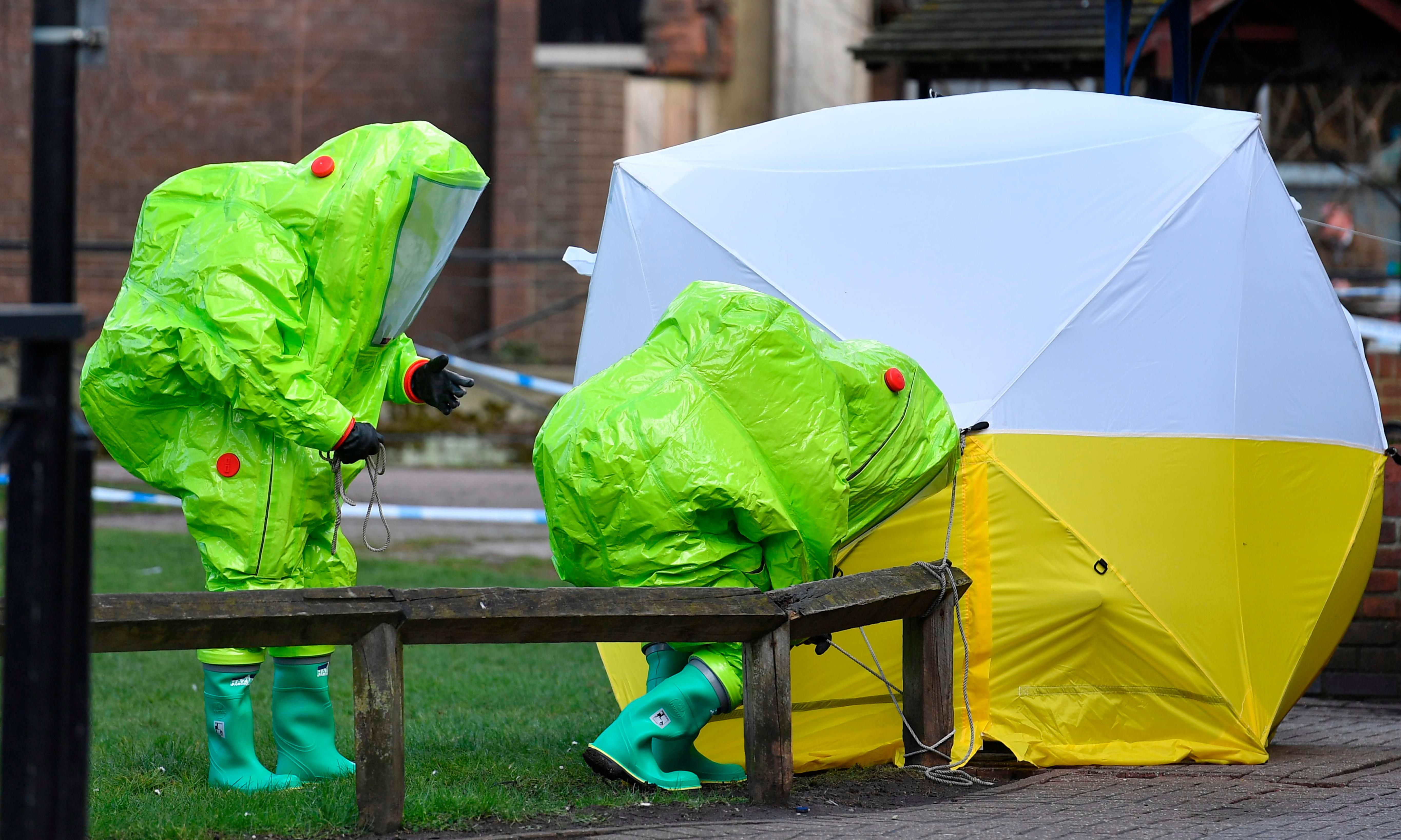 Salisbury poisoning: website says it has identified third GRU suspect