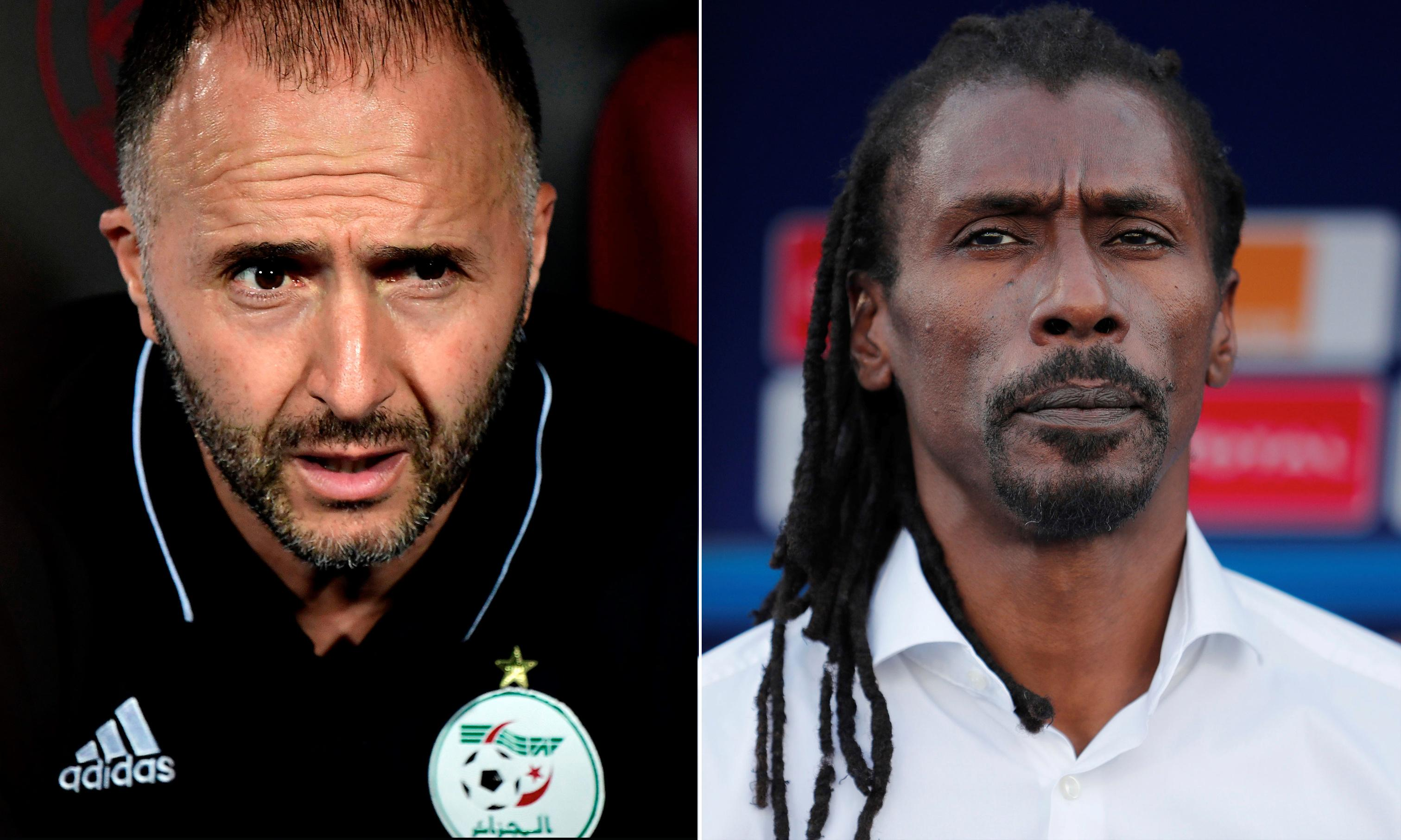 Afcon final unites two African coaches who represent the future
