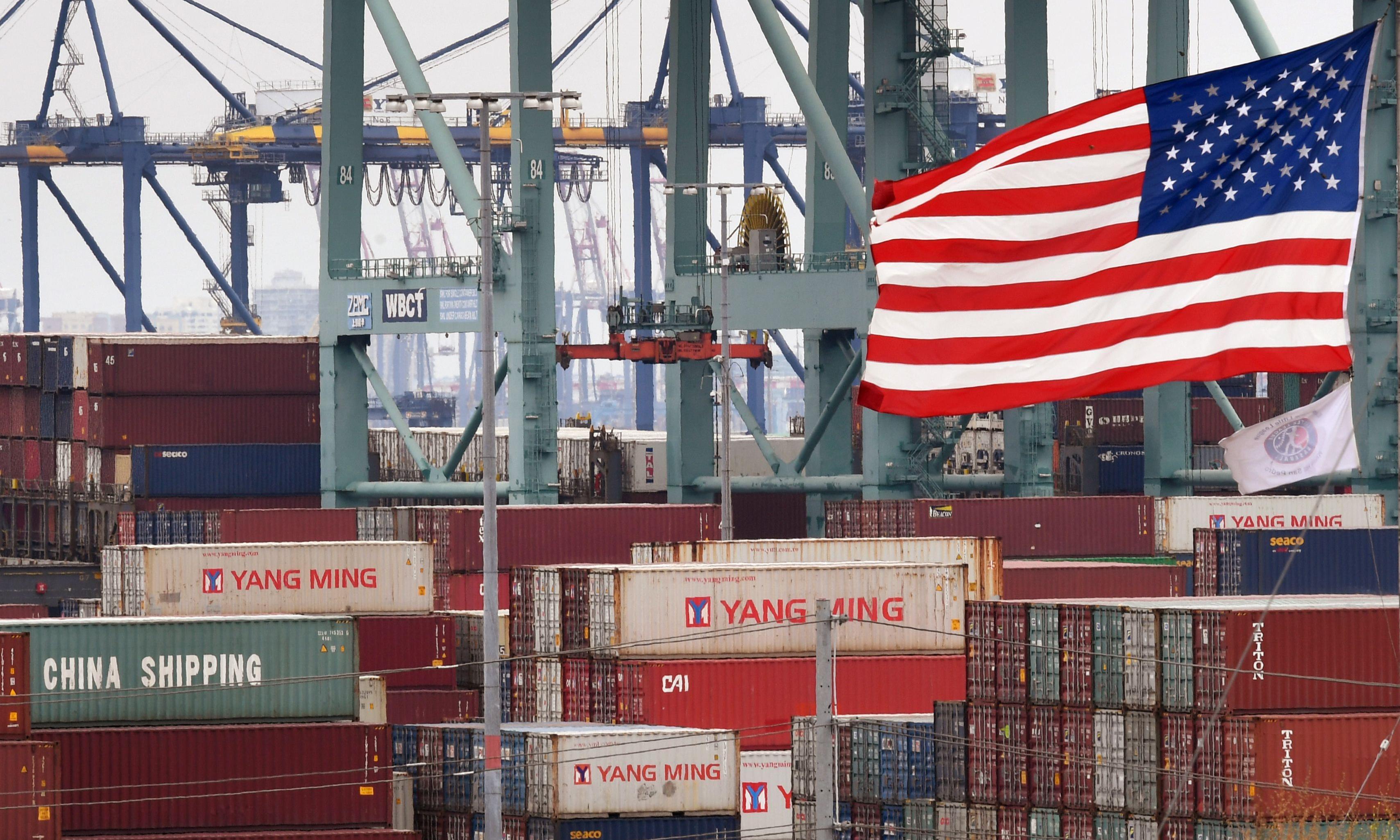 Trump's China trade war risks damaging US economy, says OECD