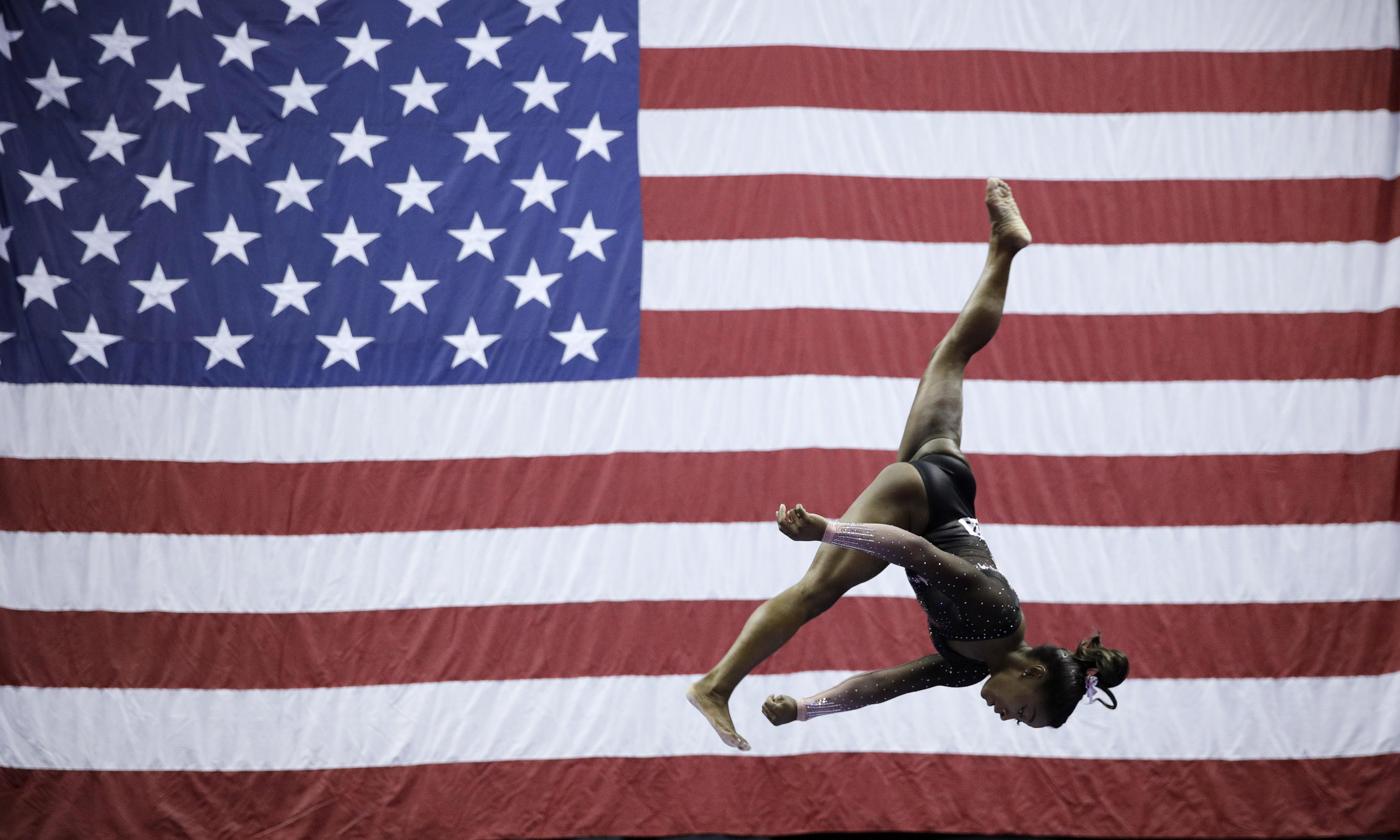 Simone Biles is redefining brilliance in a sport that shamefully failed her