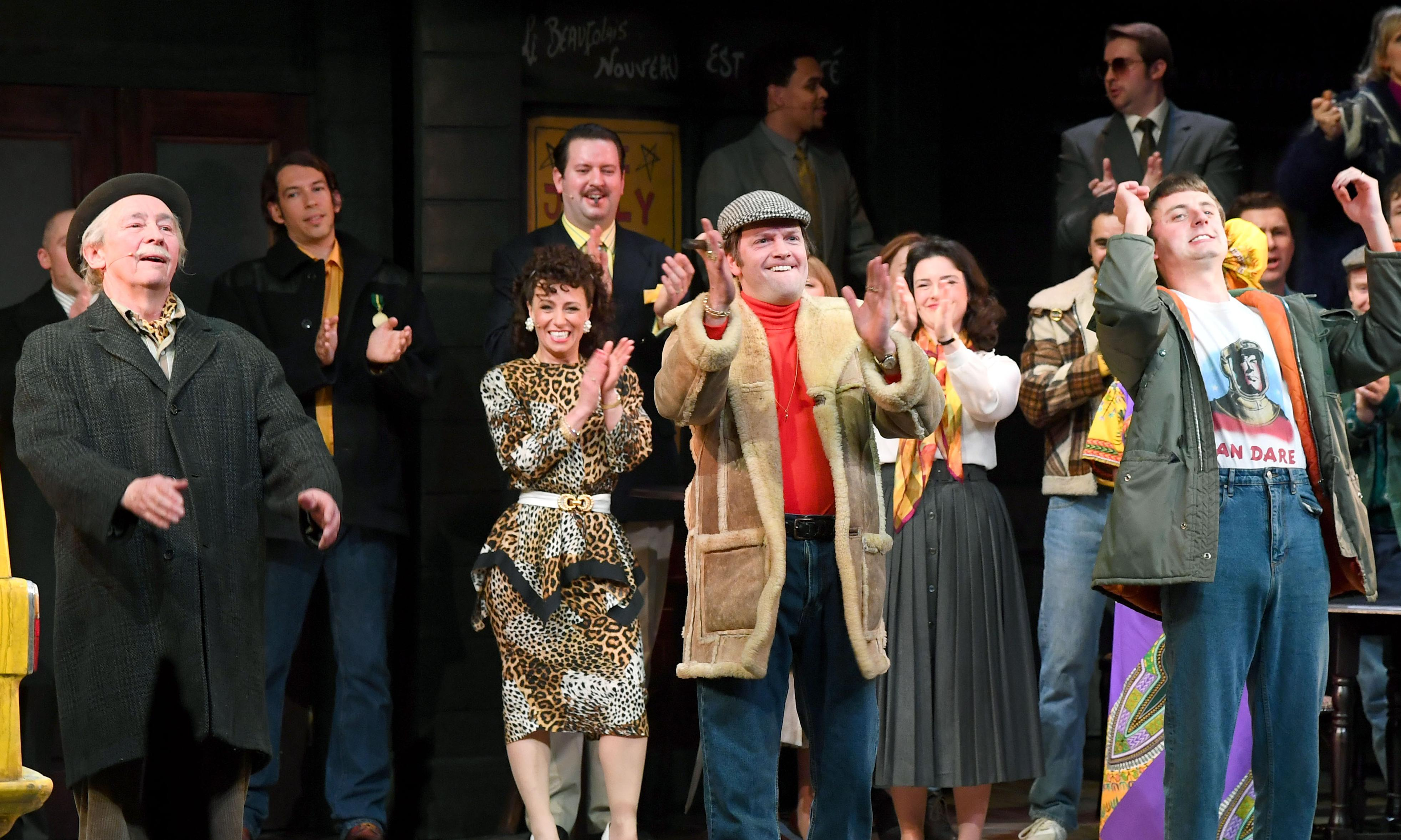 Only Fools and Horses – The Musical review: vintage gags need better tunes