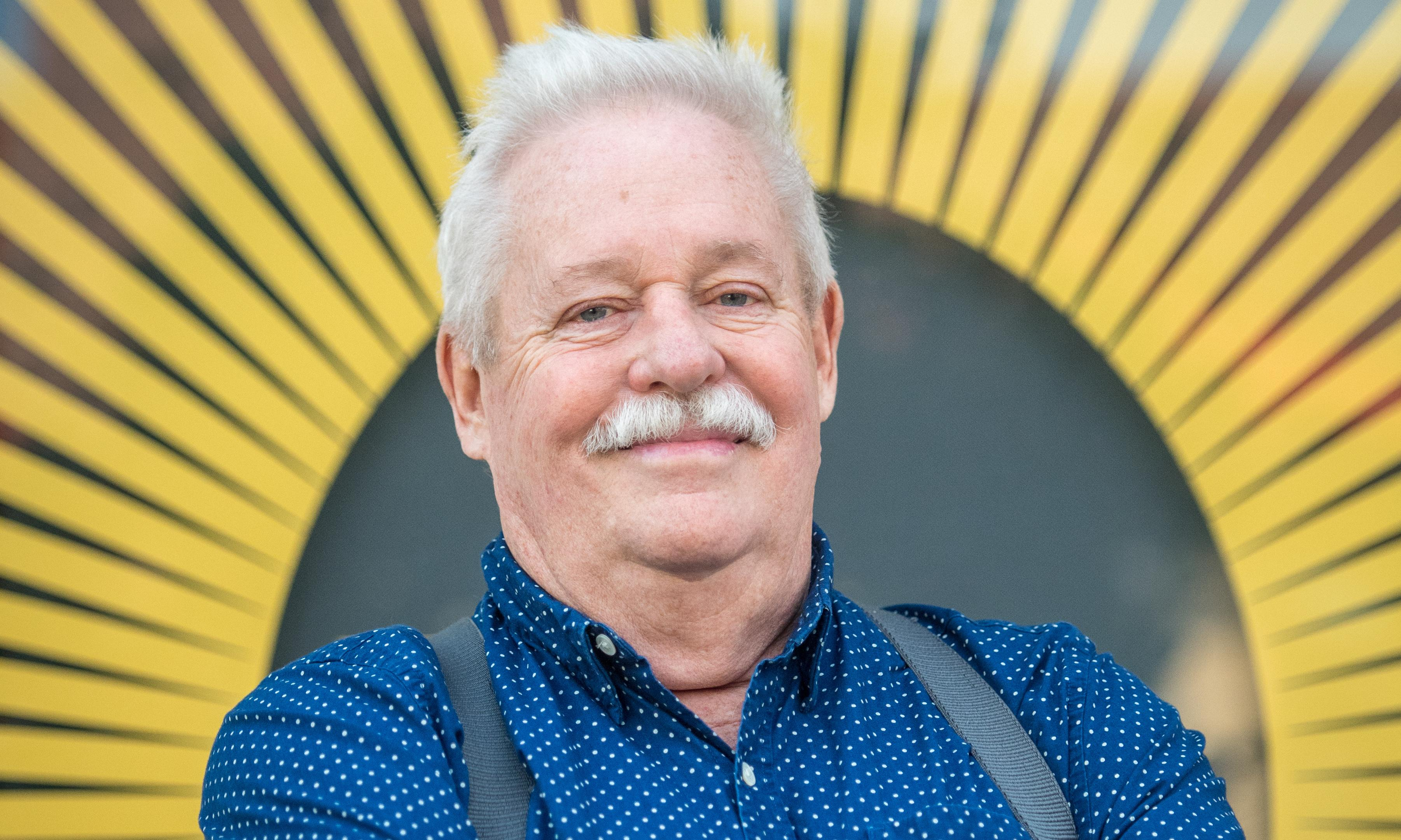 Armistead Maupin: 'How do I relax? Grass'