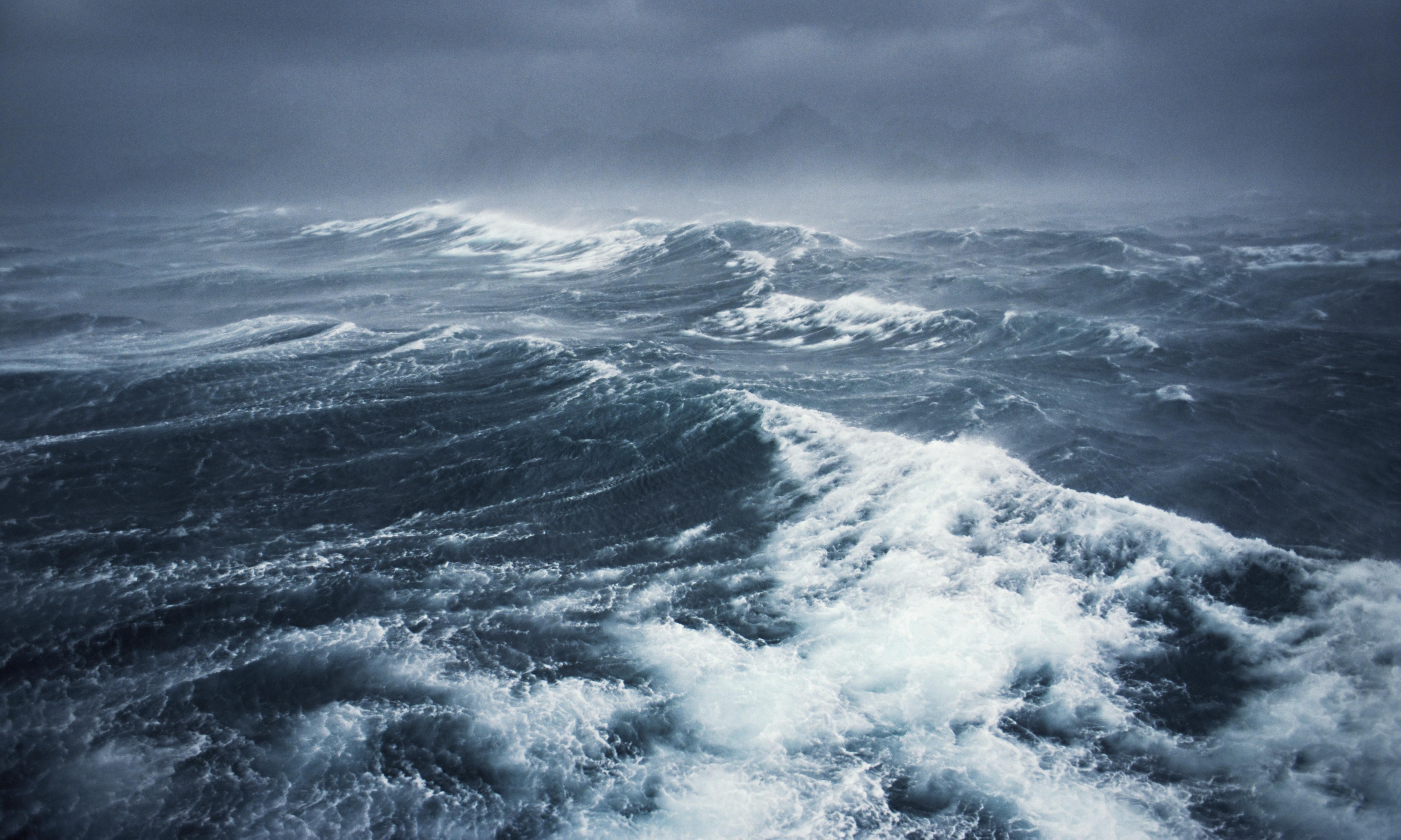World's oceans are becoming stormier, researchers discover