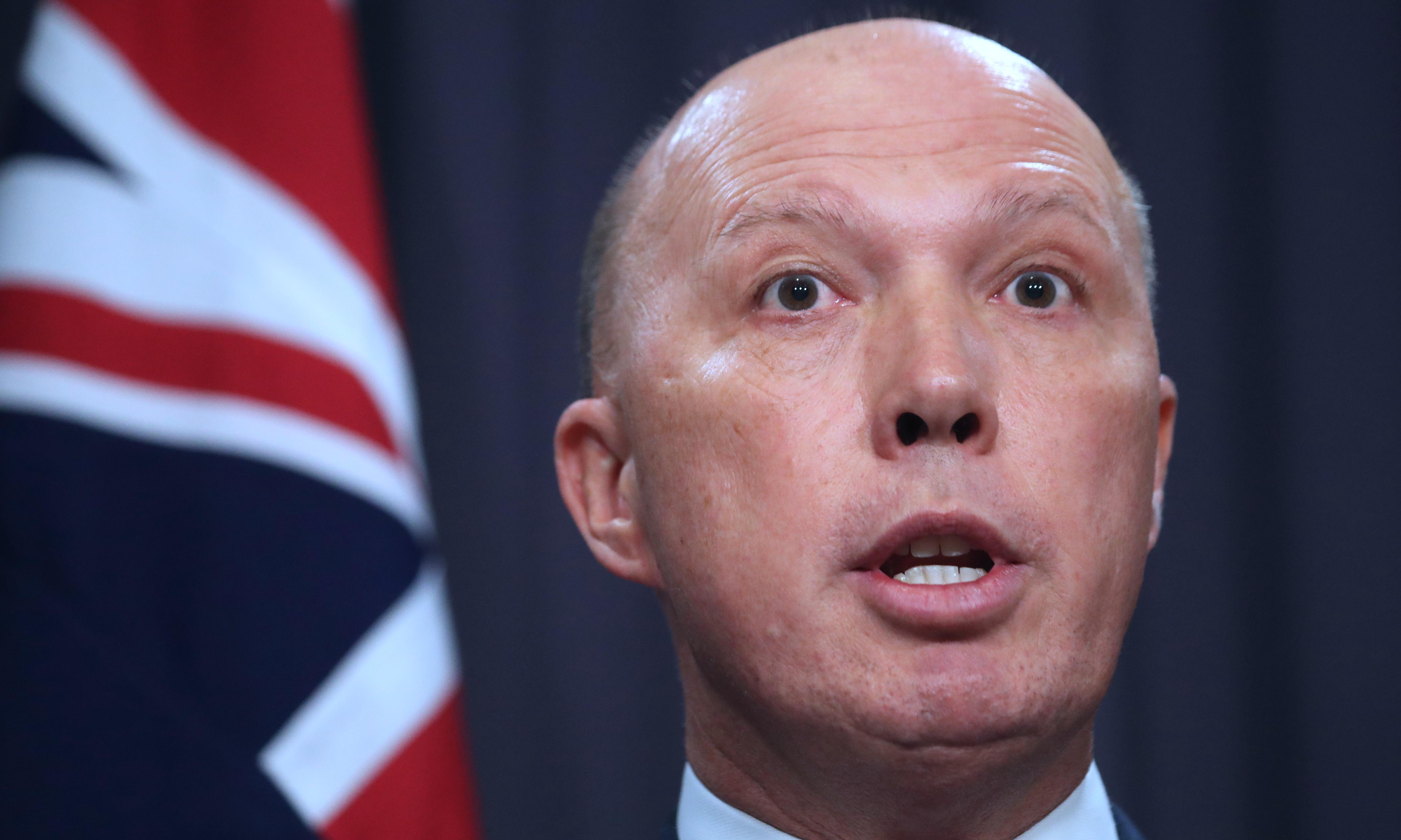 Dutton uses medevac law to refuse transfer despite claiming it could not be done