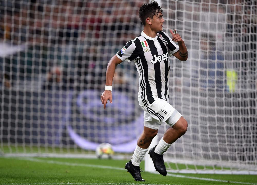Paulo Dybala was outstanding again as Juve ran away with things.