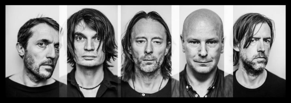 Radiohead … 2016 vintage.