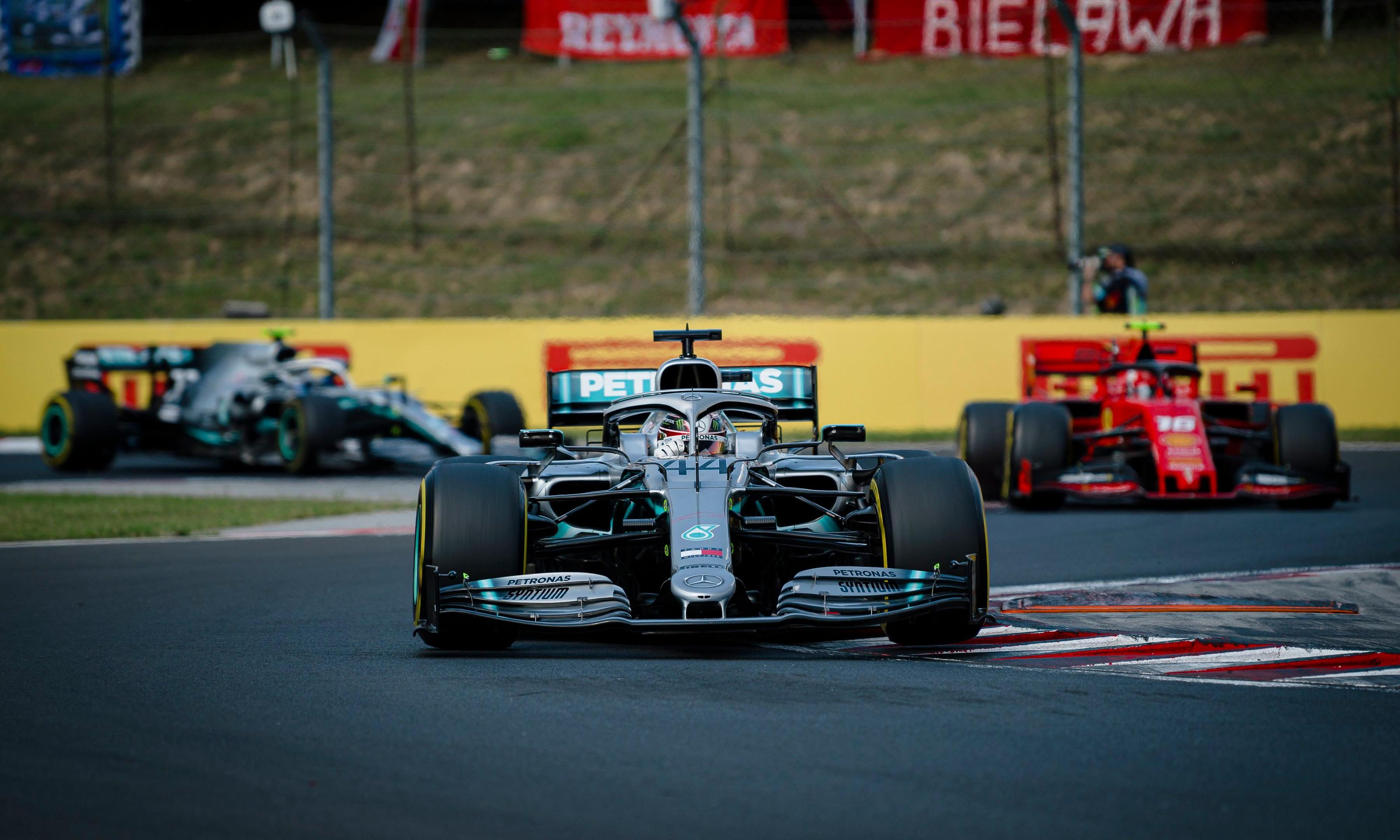 Lewis Hamilton feels at the peak of his powers after stunning Hungary win