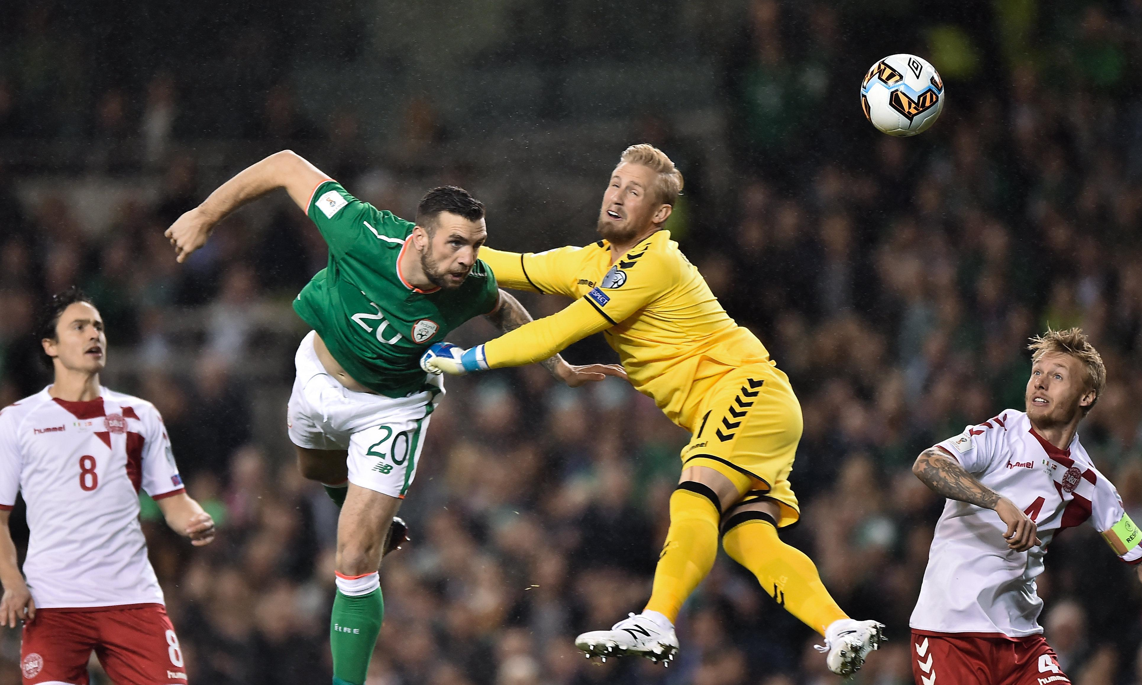 Republic of Ireland v Denmark and an unlikely circle of footballing hell