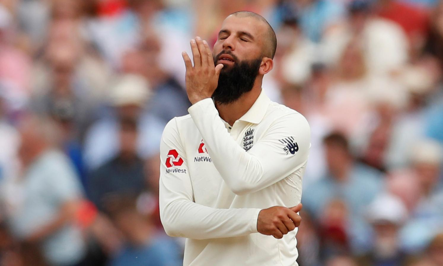 England replace Moeen Ali with Jack Leach for second Ashes Test