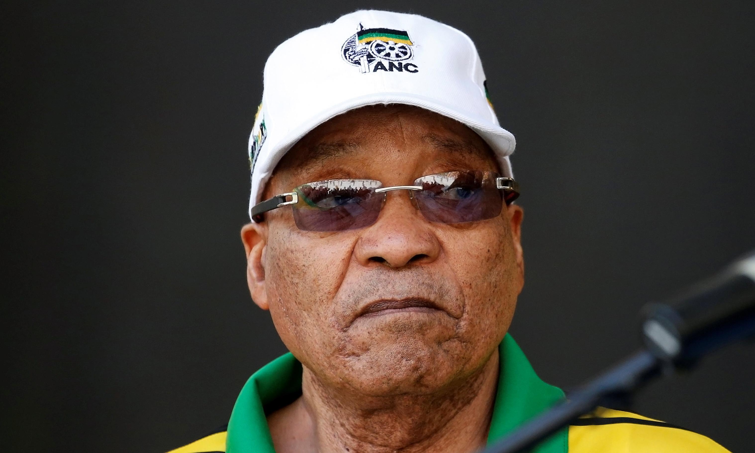 'Wheels coming off' Zuma's South Africa, says Nelson Mandela Foundation