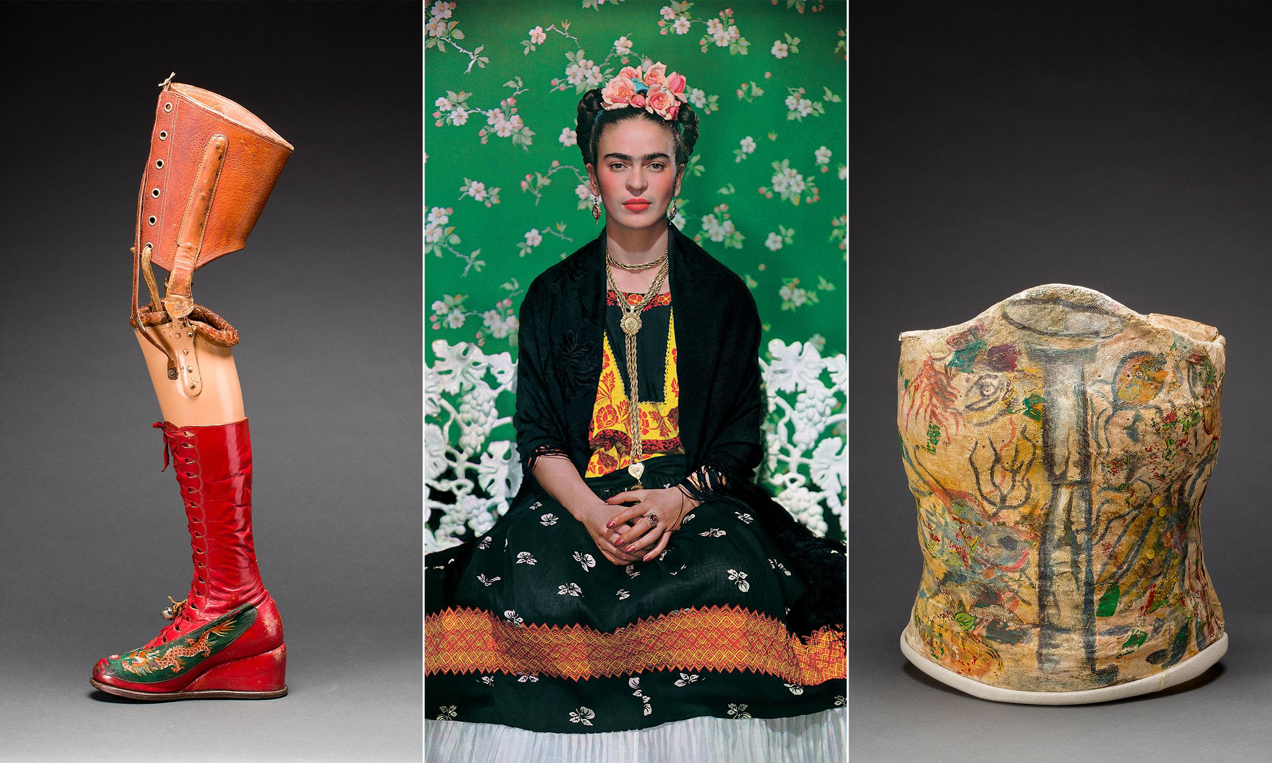 Frida Kahlo: Making Her Self Up – an extraordinary testimony to suffering and spirit