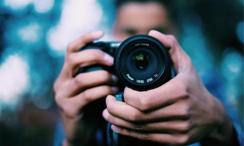 How to use your digital camera: A photography course with David Levene.
