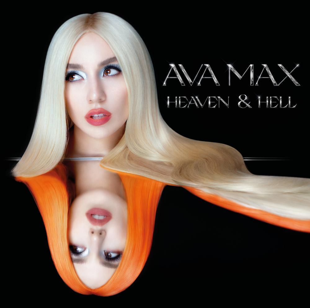 Ava Max: Heaven & Hell album cover