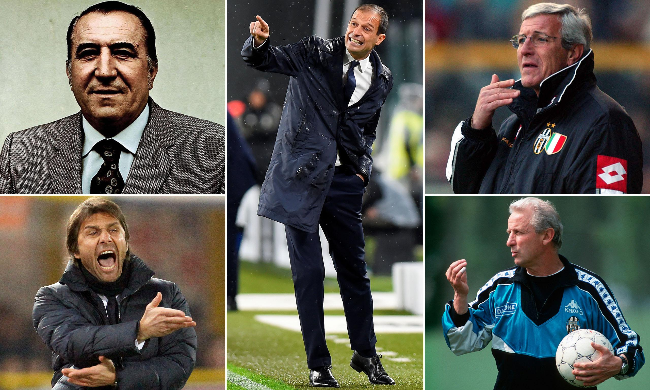 Massimiliano Allegri leaves Juventus as one of their great managers