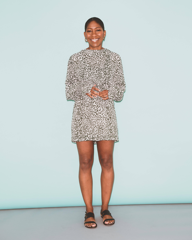 How to wear: a mini-dress