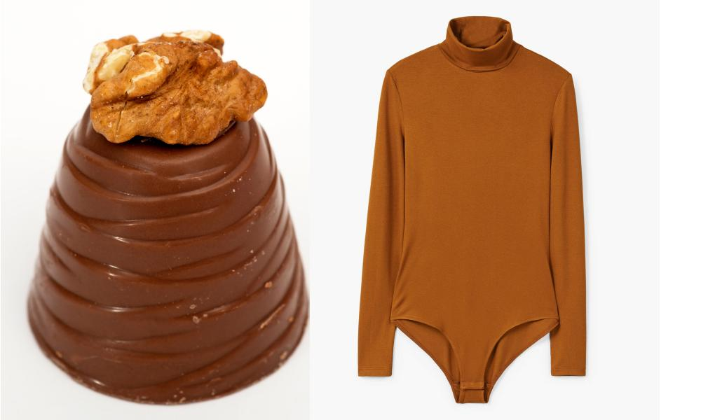 Walnut Whip, and body, £19.99, mango.com
