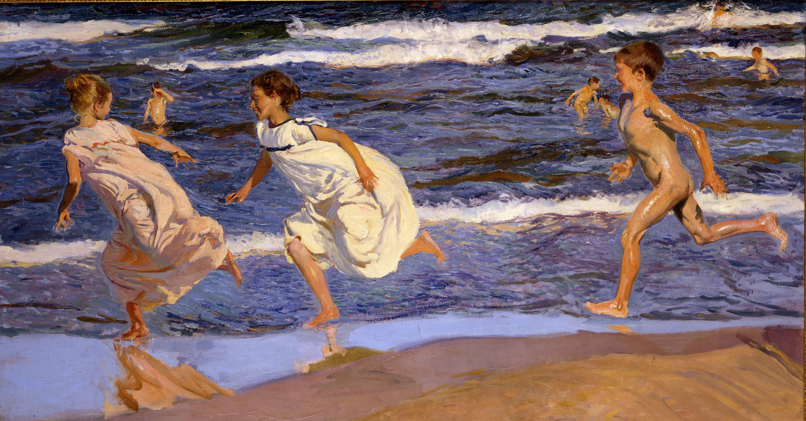 Sorolla: Spanish Master of Light review – sunny side up