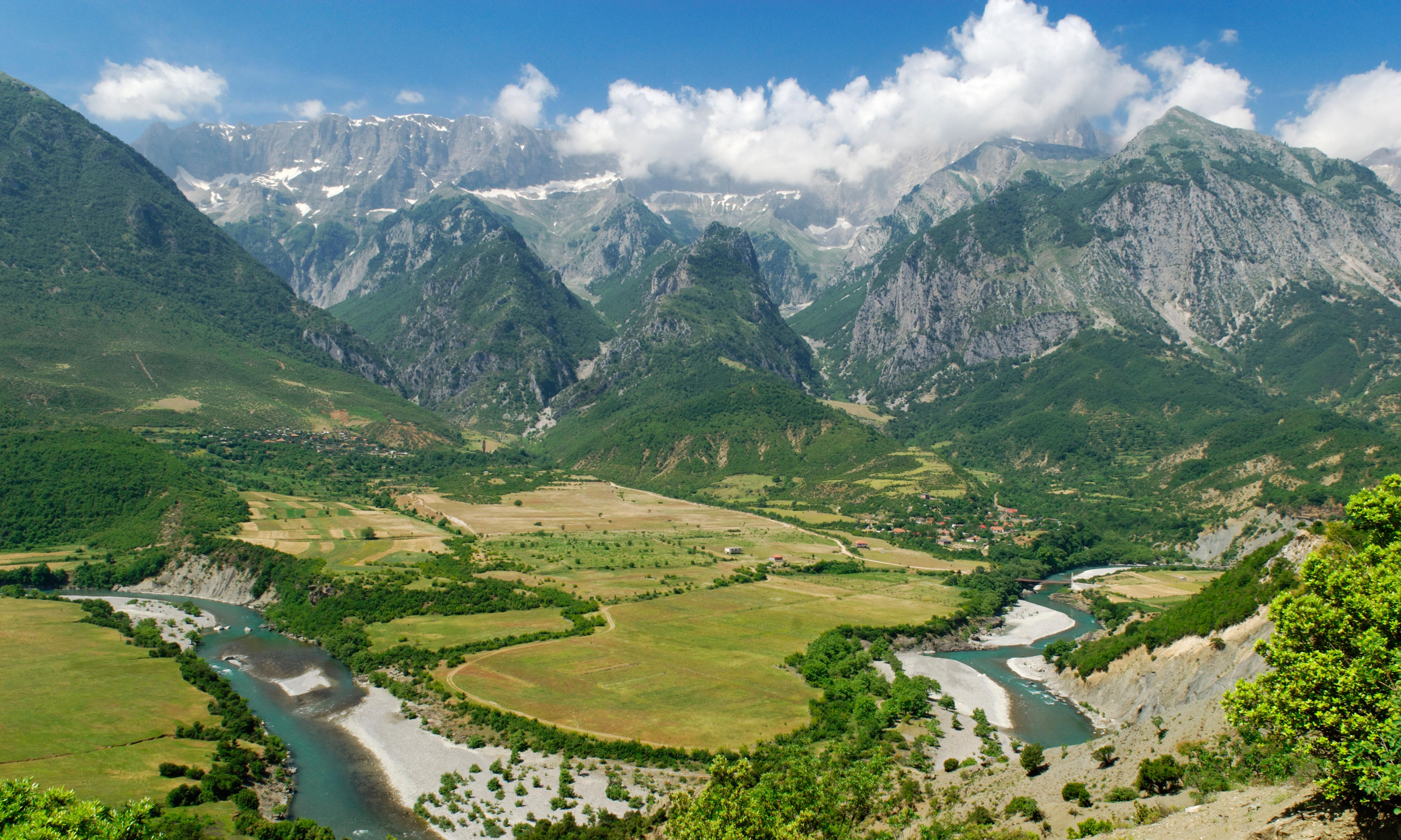 Adventure in Albania: kayaking in one of Europe's final frontiers