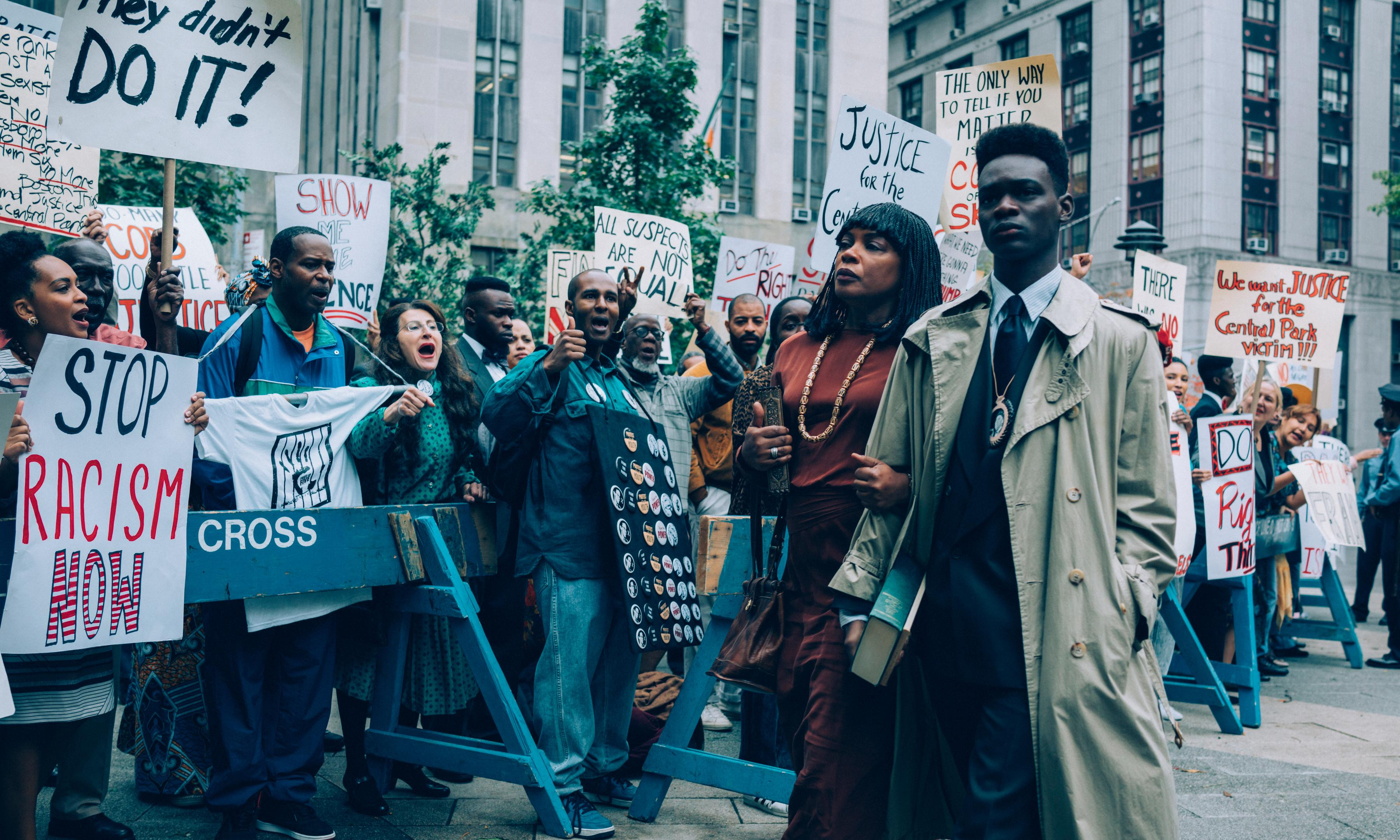 When They See Us review – Netflix's gut-wrenching tale of the Central Park Five