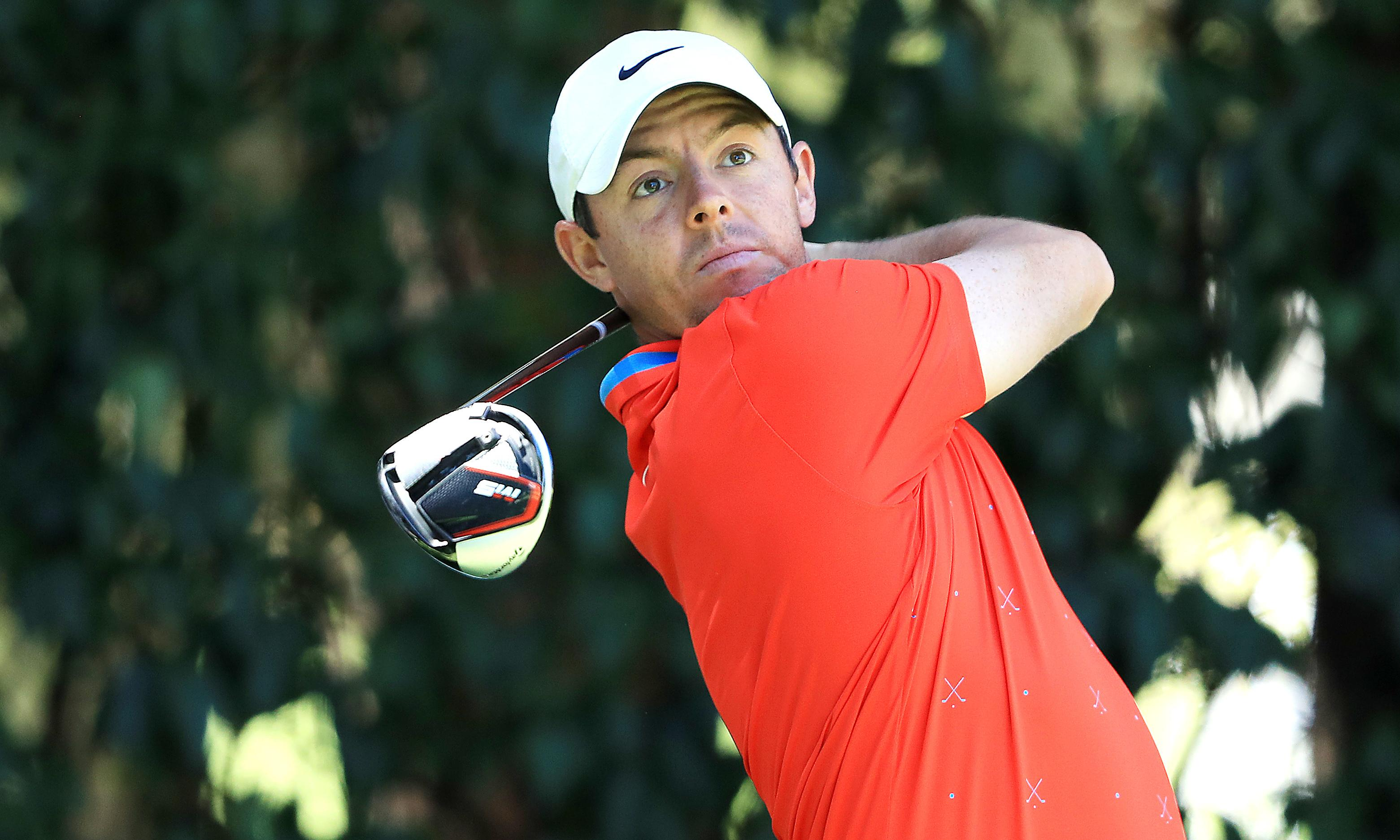 Rory McIlroy sets off with a bang to lead WGC-Mexico Championship