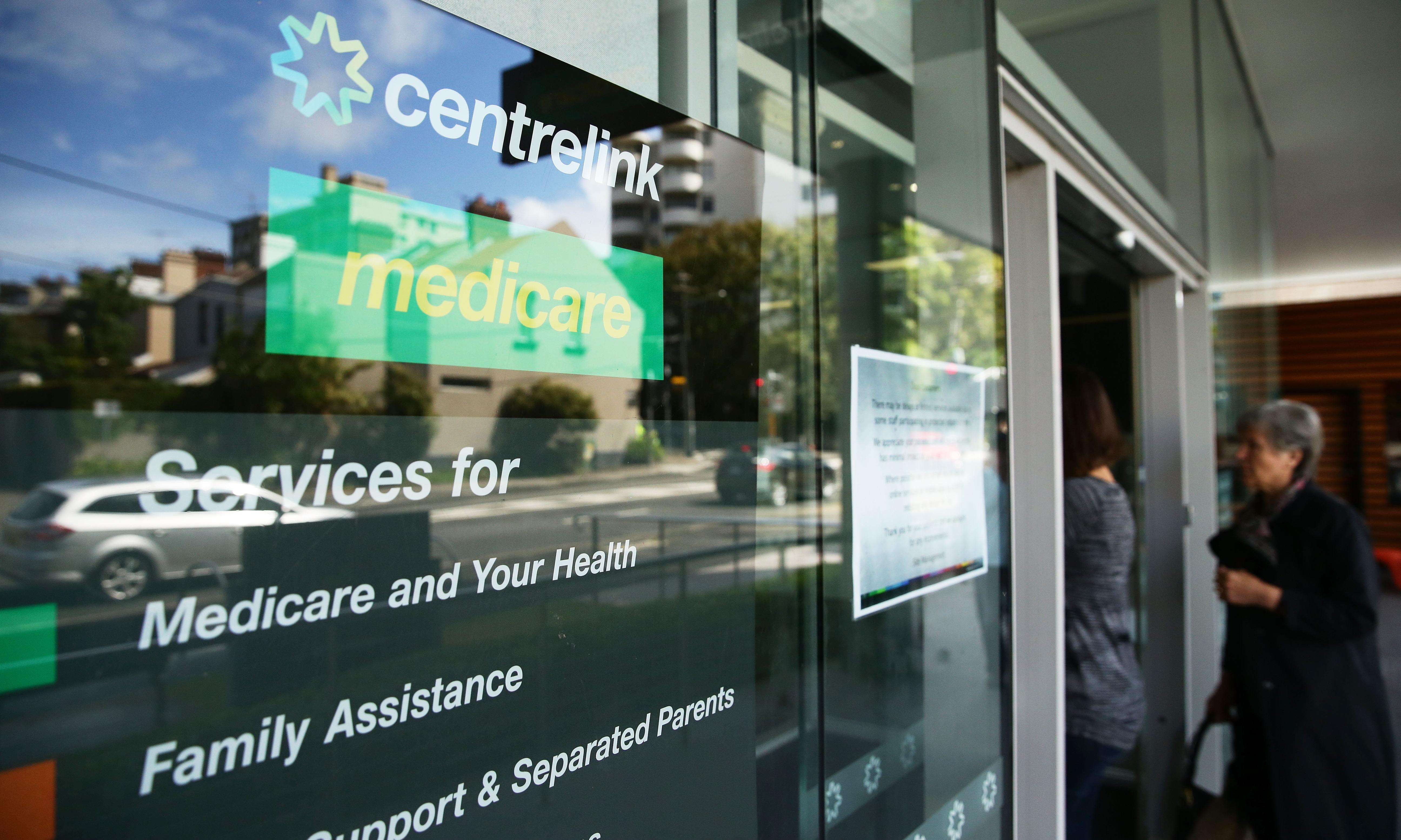 Blind Centrelink officer says he was shamed and sacked for slow work