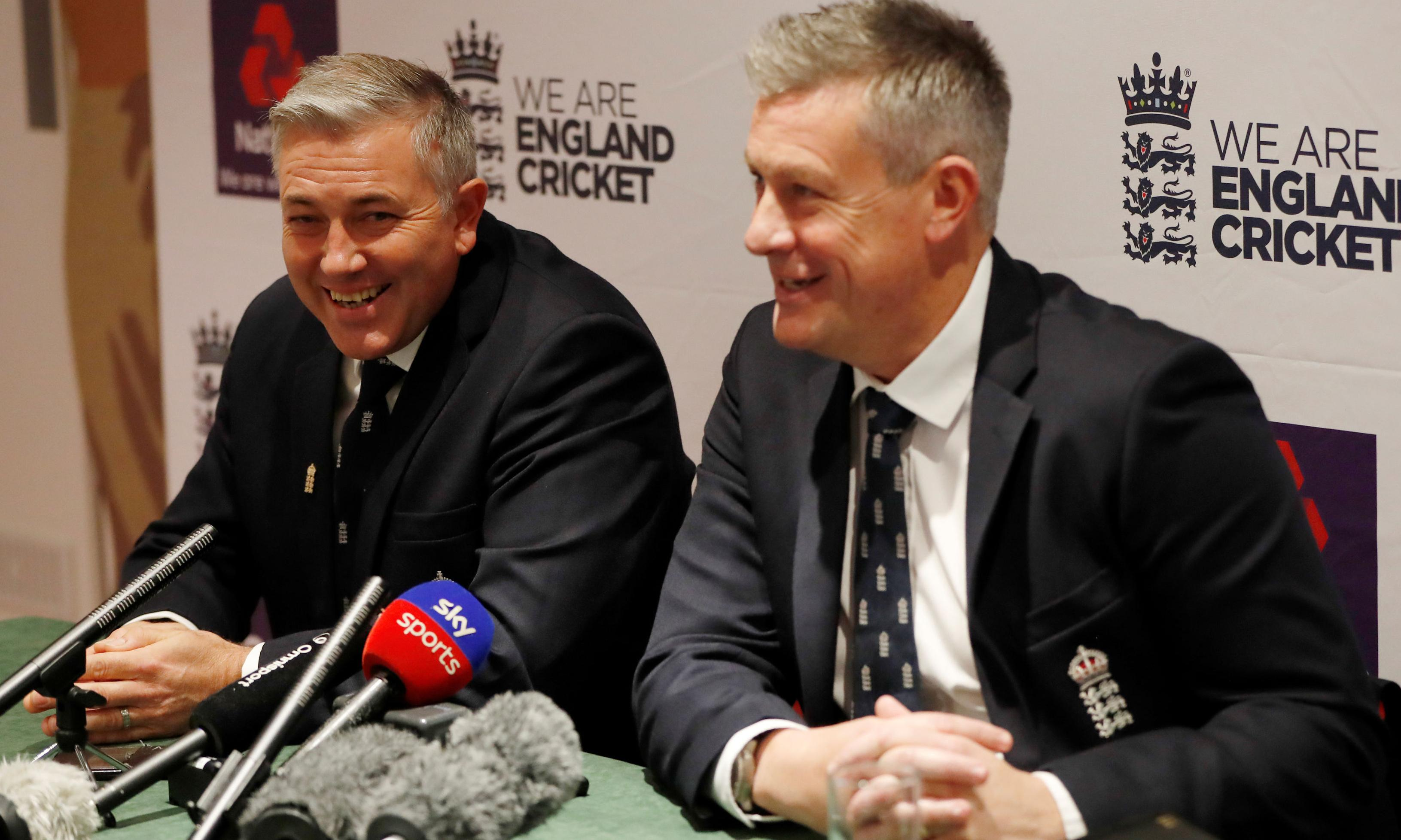 Chris Silverwood's England brief is to reinvent Root as batsman and captain