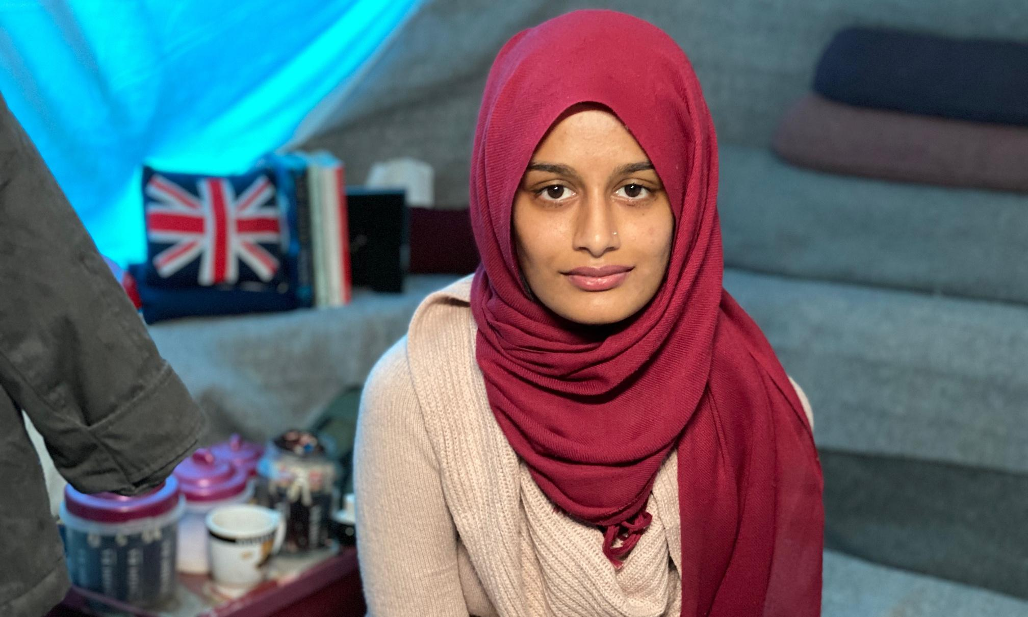 Shamima Begum says her 'world fell apart' after losing UK citizenship