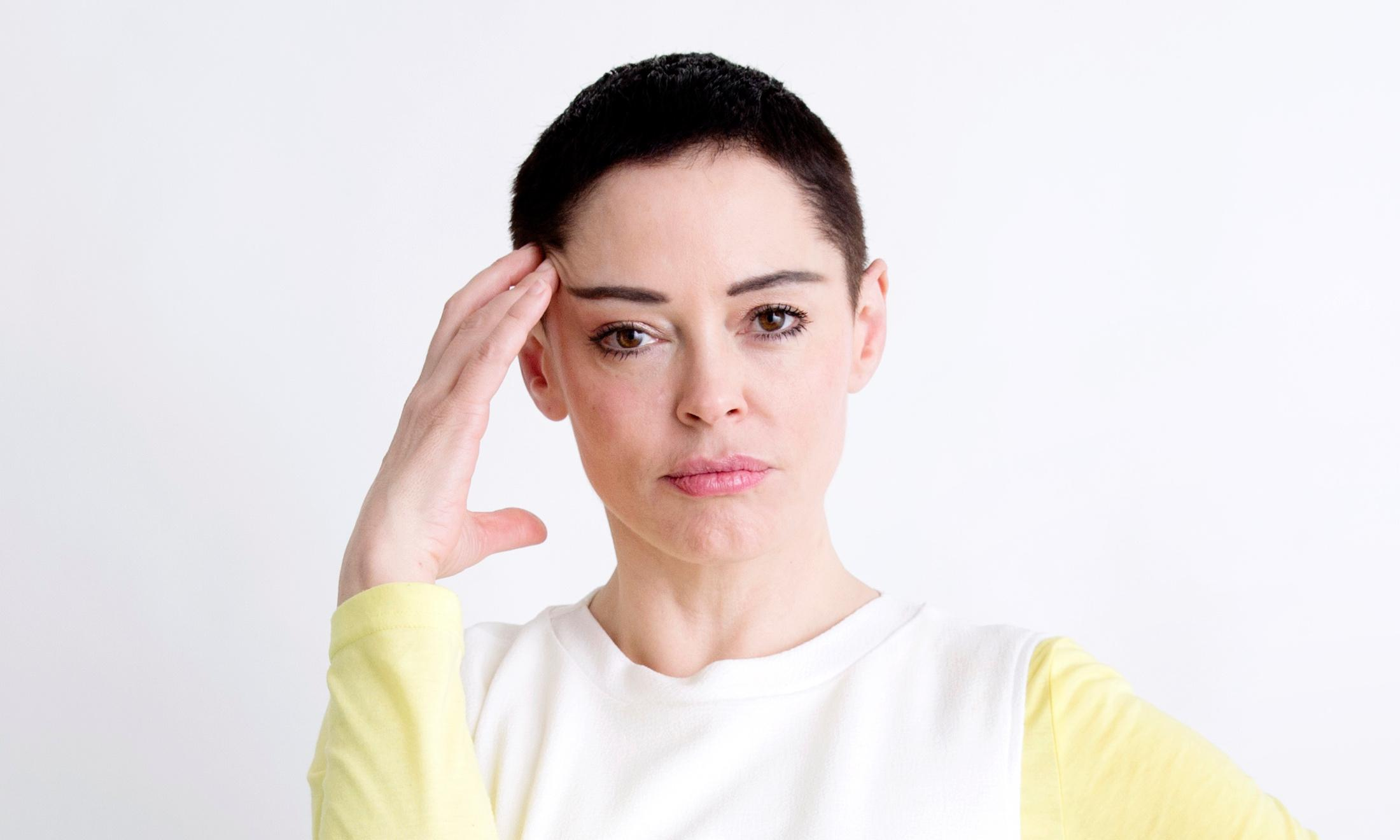 Rose McGowan: 'Being sexually assaulted threw a wrench in my thinking'