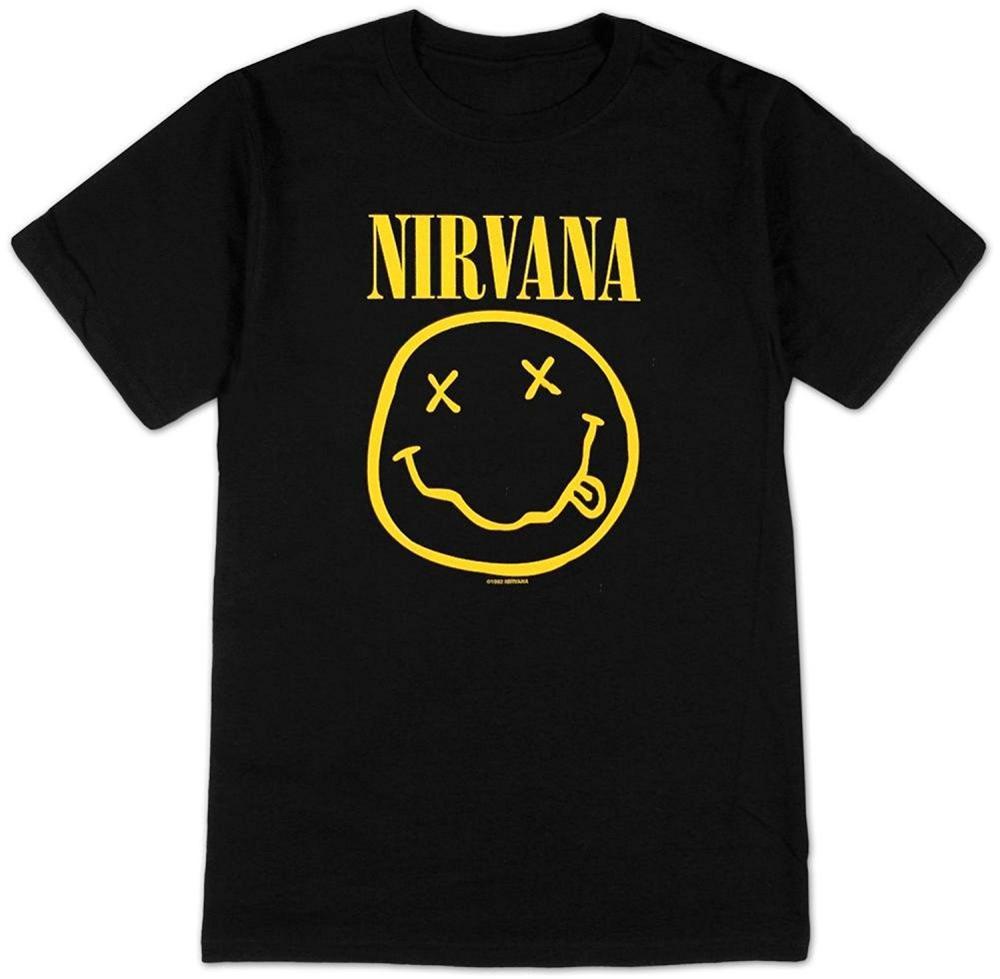 Nirvana T-shirt.