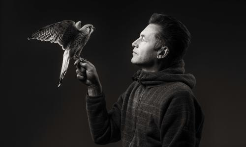 Chris Packham: Fingers in The Sparkle Jar