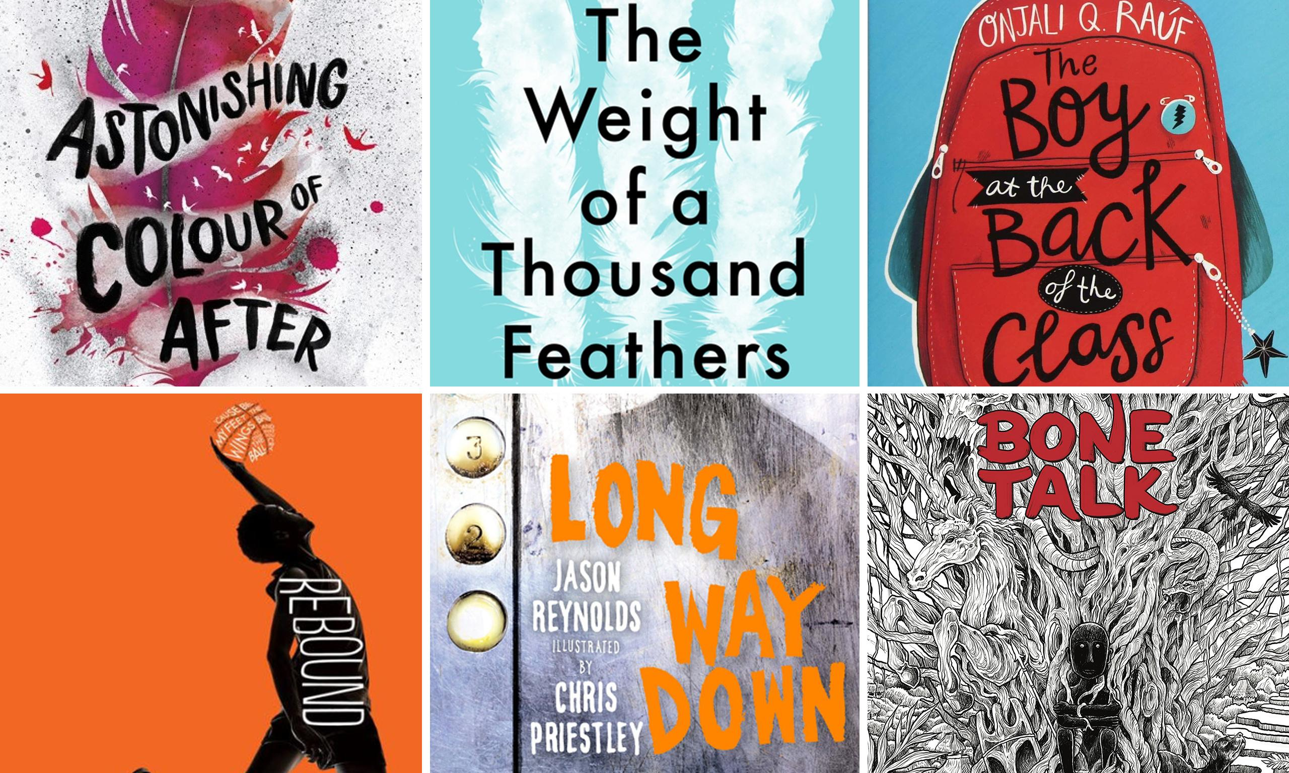 Carnegie medal longlist highlights trend for gritty children's books