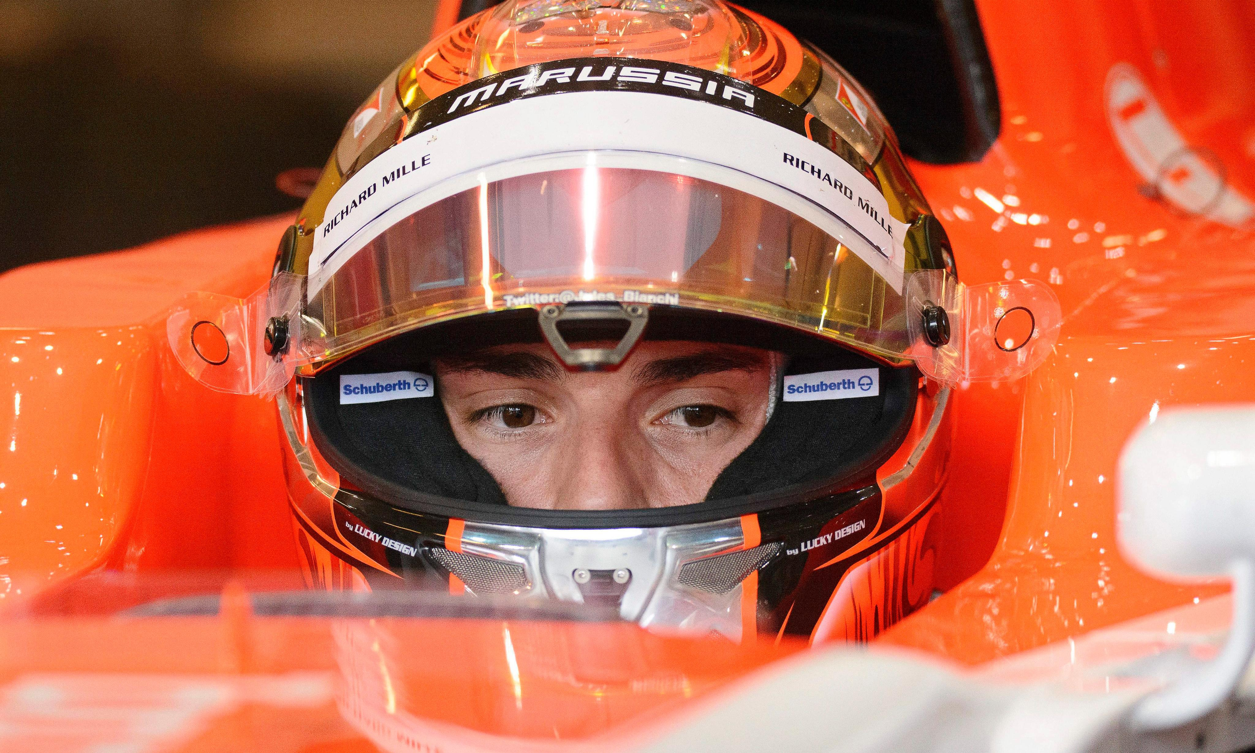 F1 takes no risks in Japan with memories of Bianchi's death still fresh