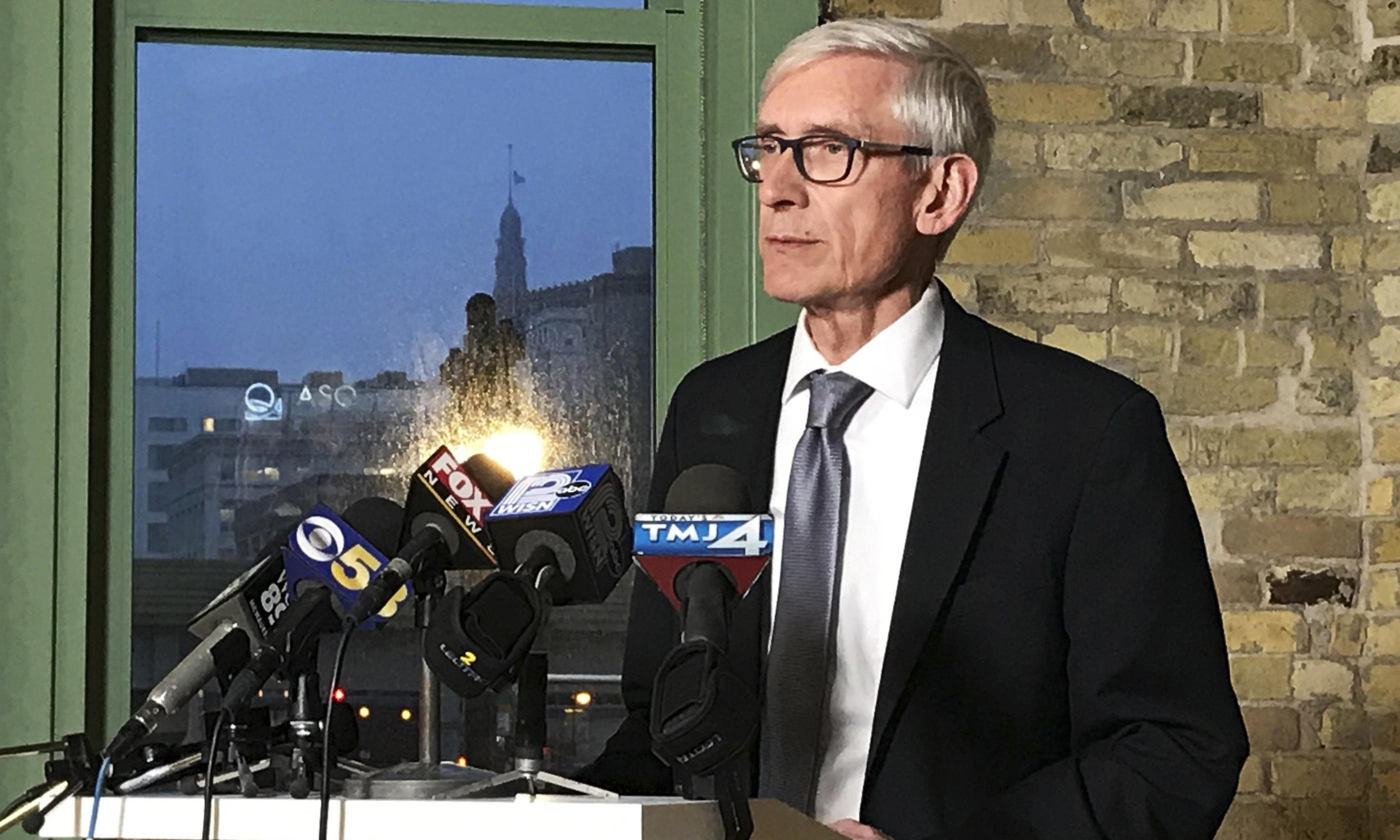 Wisconsin launches taskforce to face 'grave threat' of climate crisis