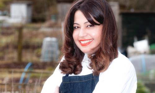 This May, Romy Gill welcomes Guardian Members to her restaurant for an Indian feast.