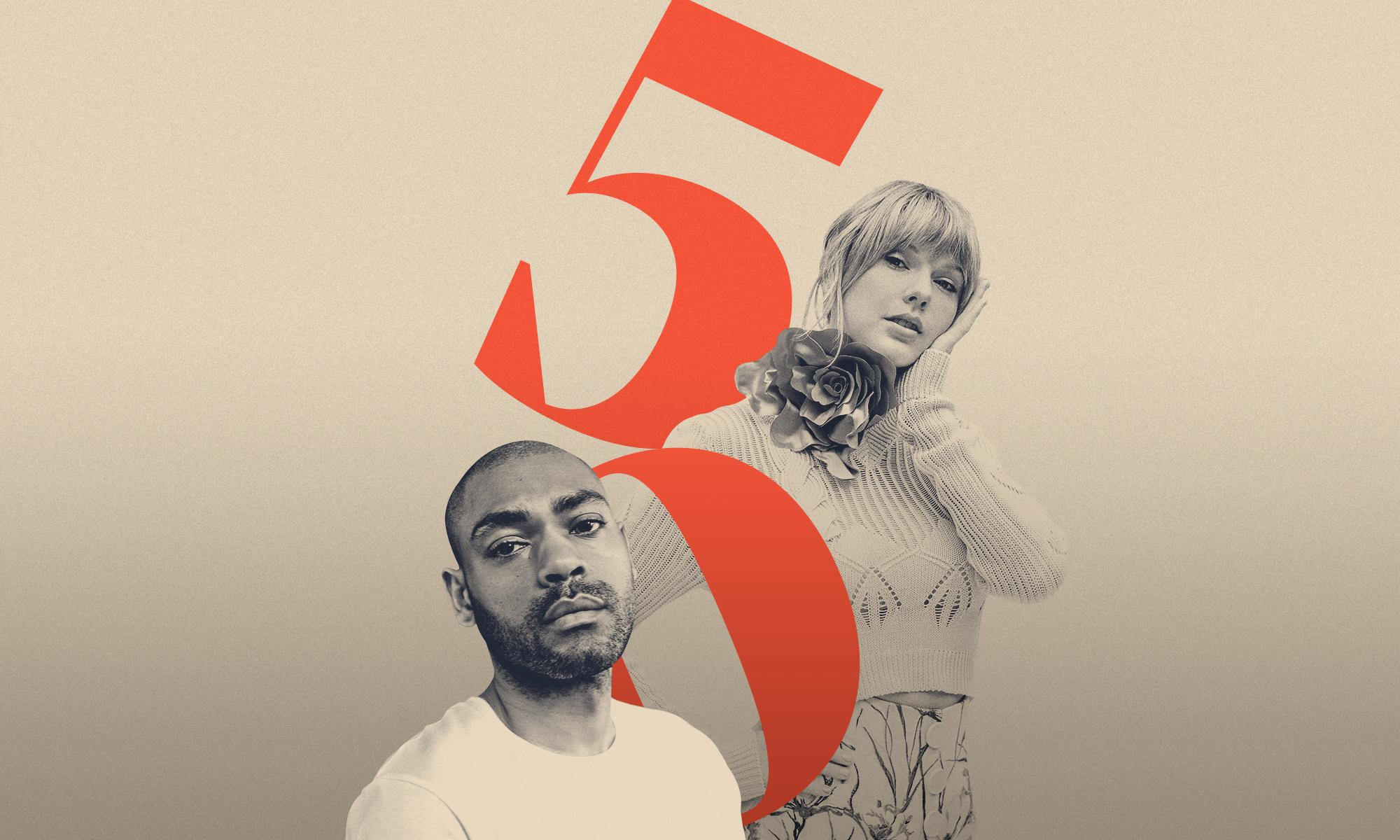 50 great tracks for August from Taylor Swift, Kano, Jenny Hval and more