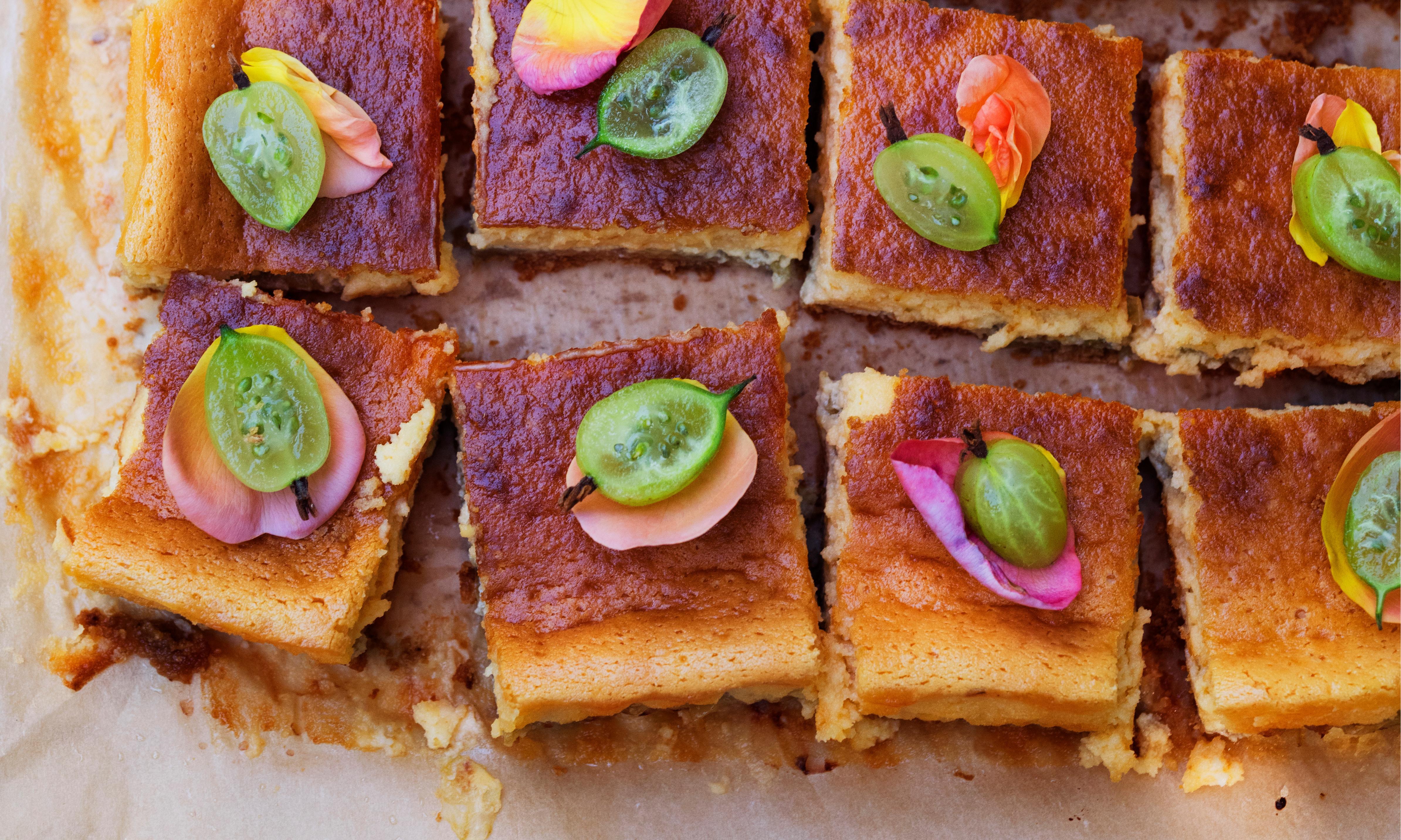 Nigel Slater's summer fruit recipes