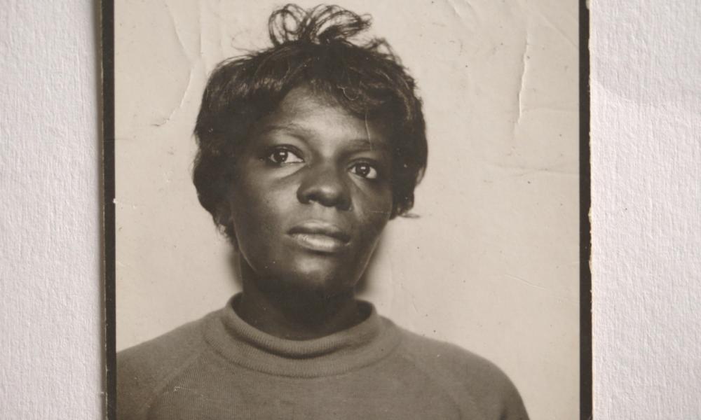 Yance's mother, Barbara Dunmore Ford, circa 1958.