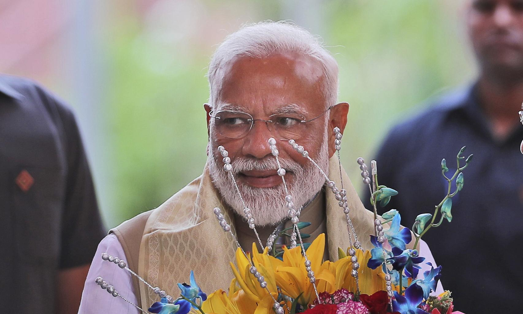 India election: counting to begin with Narendra Modi poised for victory